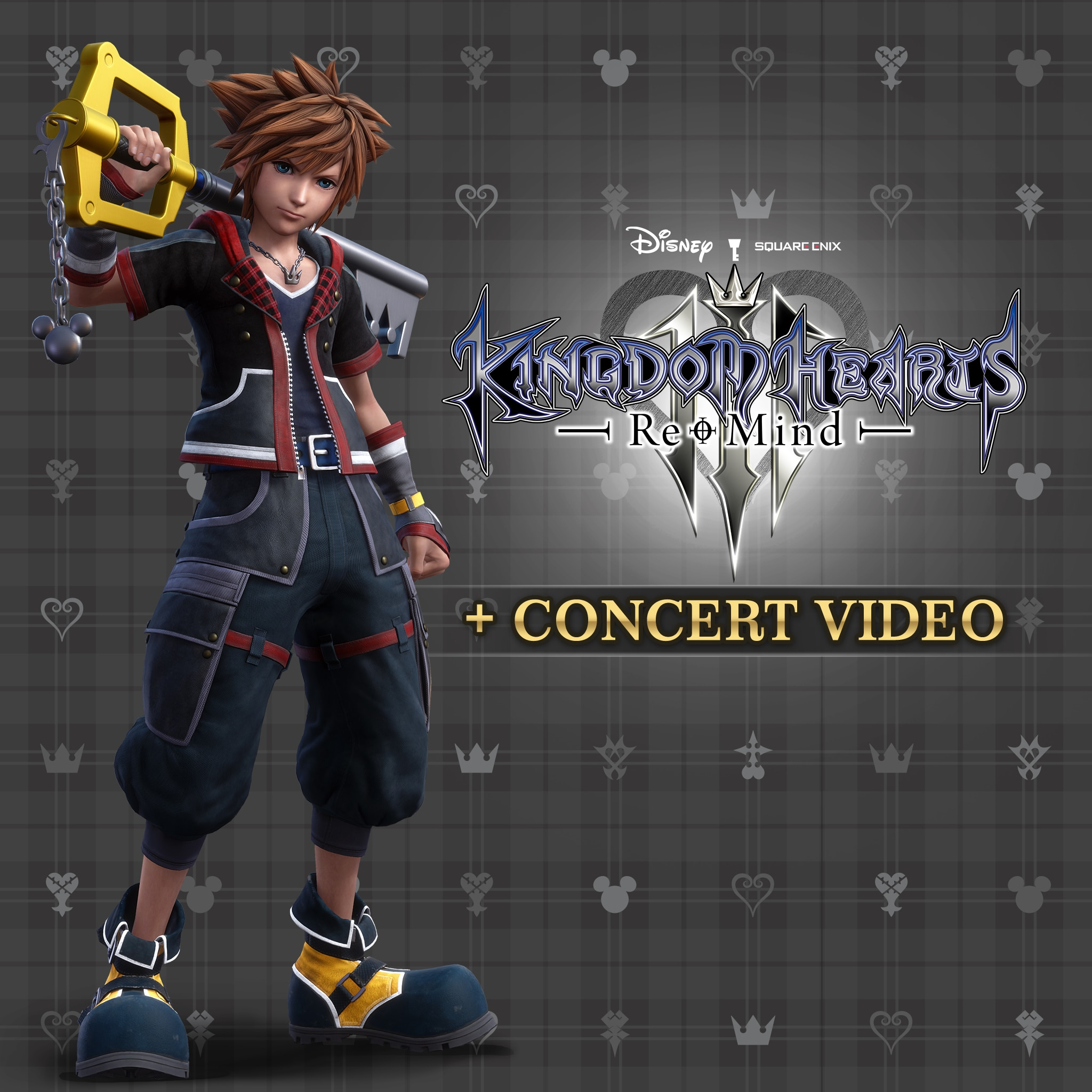 KINGDOM HEARTS III Re Mind + Concert Video