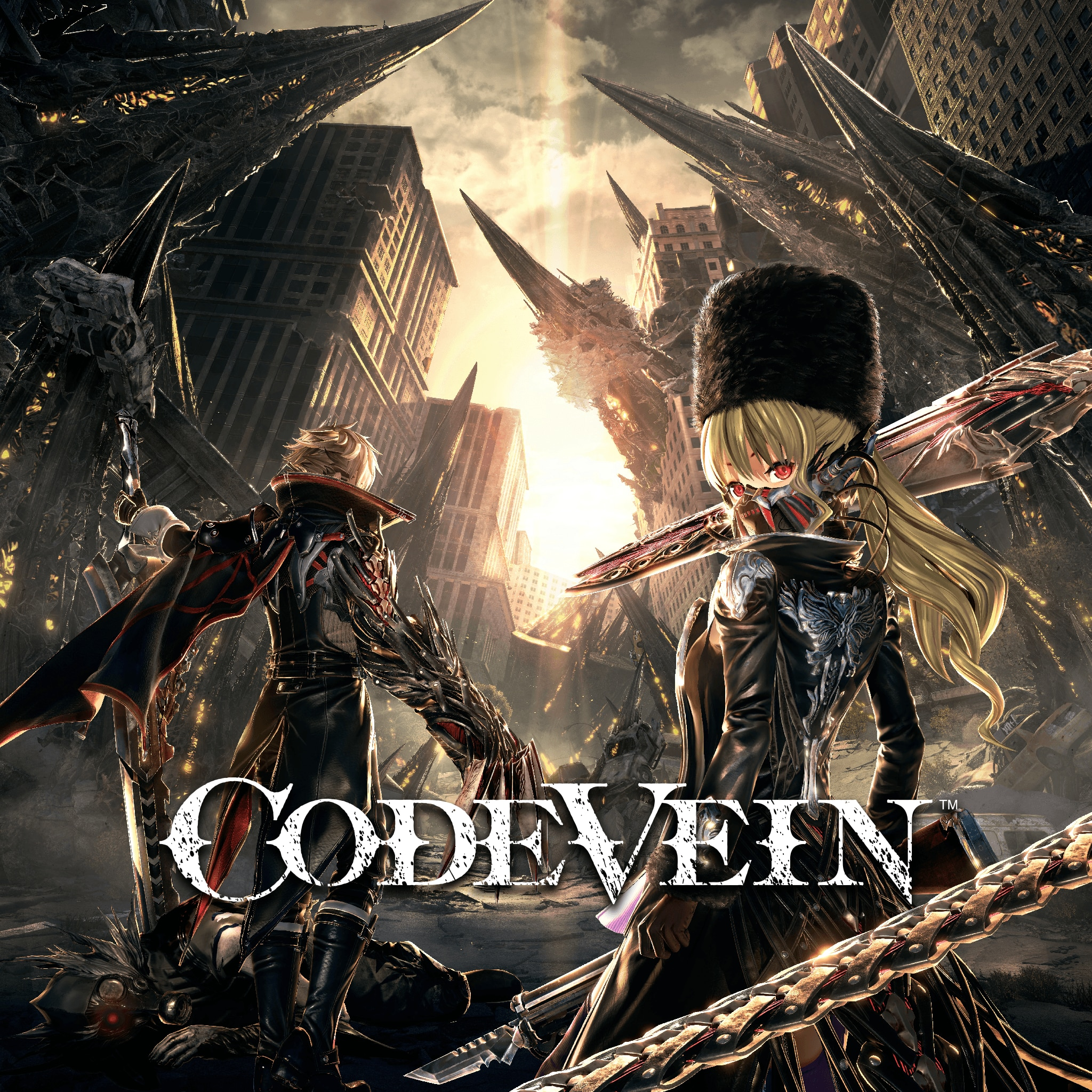 CODE VEIN Trial Edition