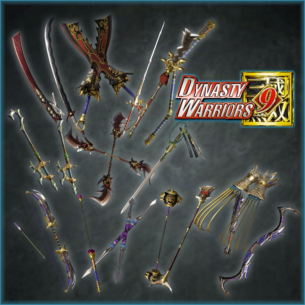 DYNASTY WARRIORS 9 Additional Weapons Edition (English Ver.)
