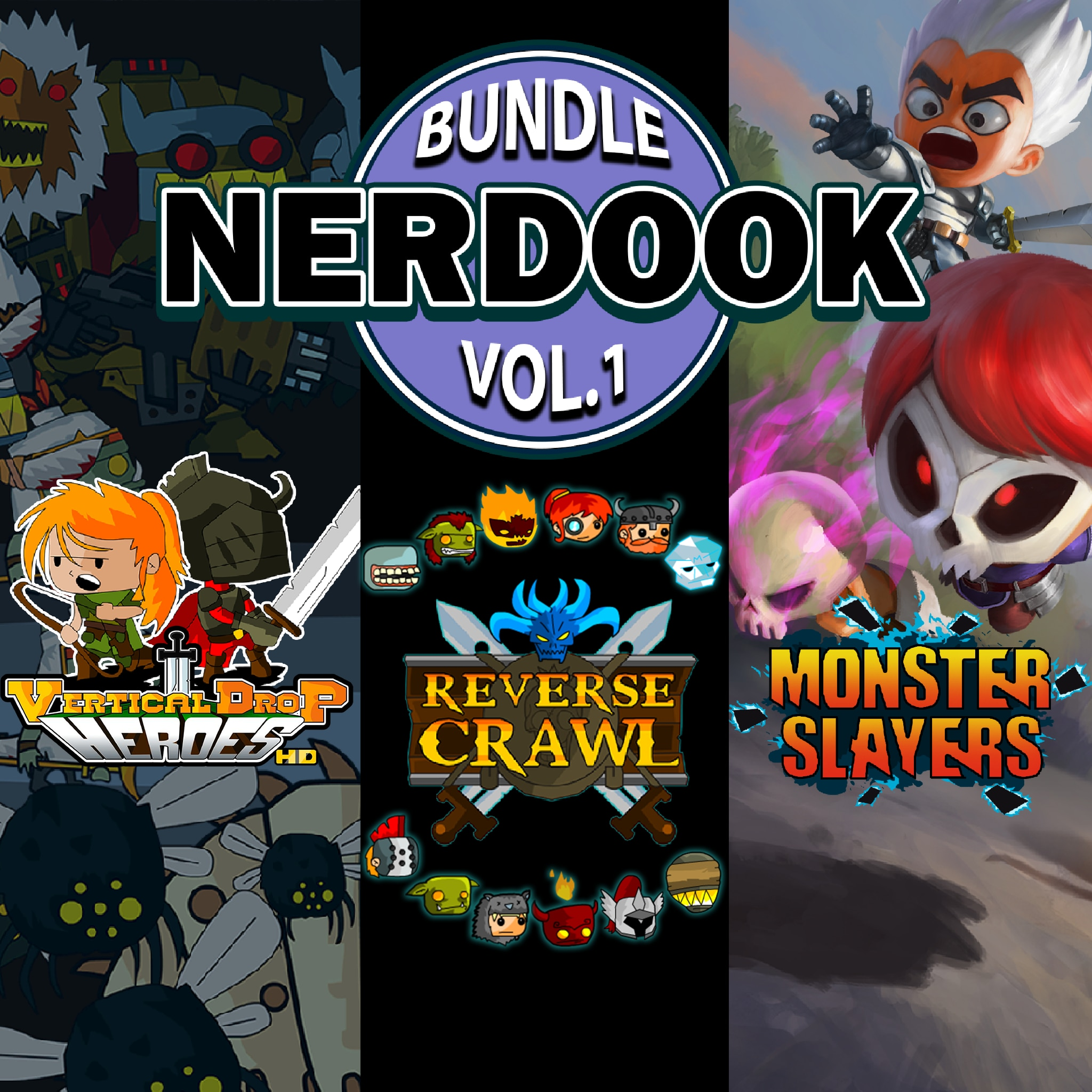 Digerati Nerdook Bundle Vol.1