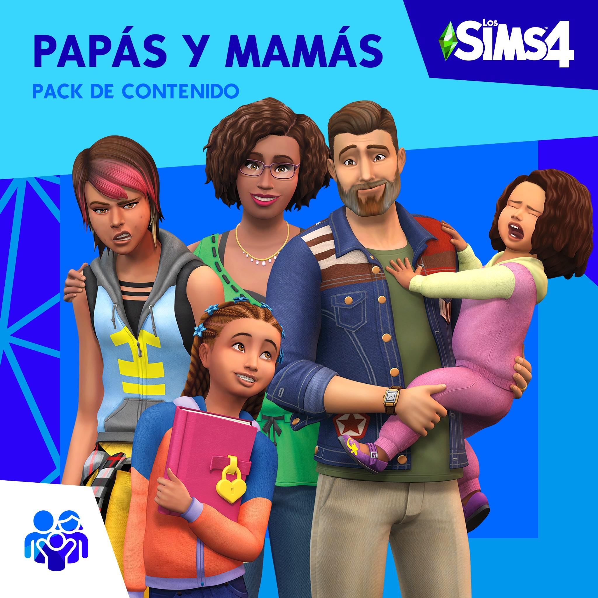 Los Sims™ 4 Papás y Mamás