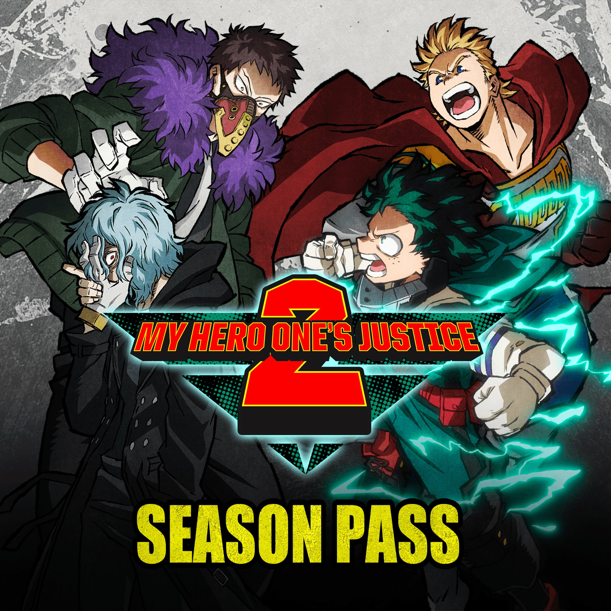 MY HERO ONE'S JUSTICE 2 Season Pass