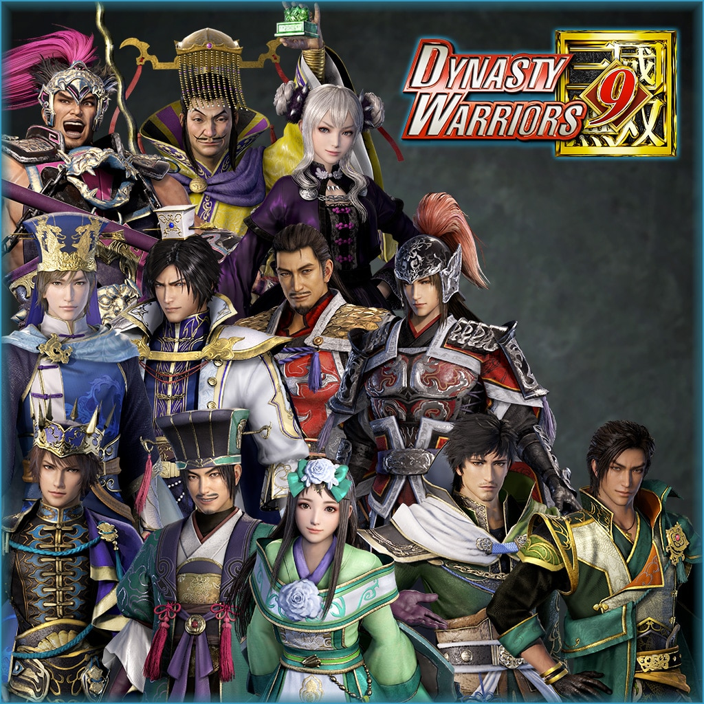 DYNASTY WARRIORS 9 Additional Scenarios Edition (English Ver.)