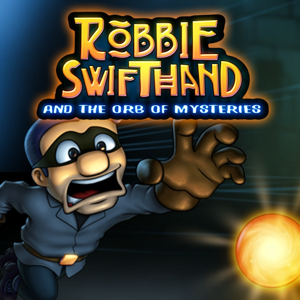 Robbie Swifthand (English/Chinese/Japanese Ver.)