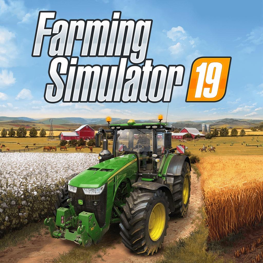 Farming Simulator 19 (Simplified Chinese, English, Korean, Traditional Chinese)