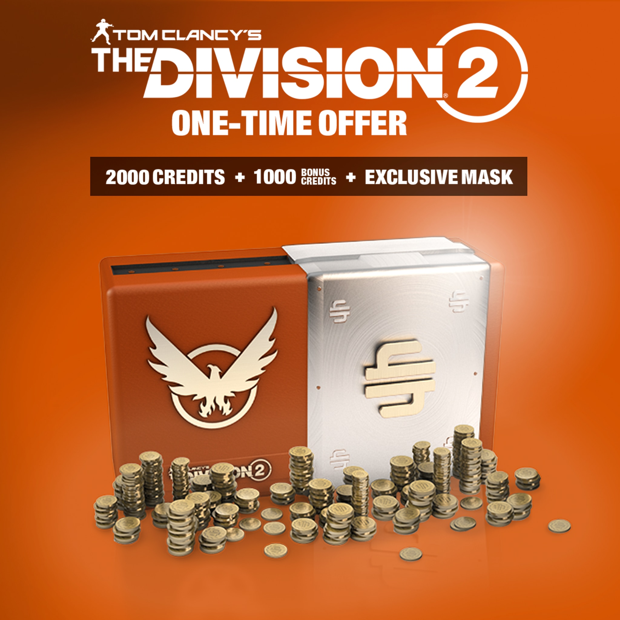 The Division 2 – One-Time Offer Pack