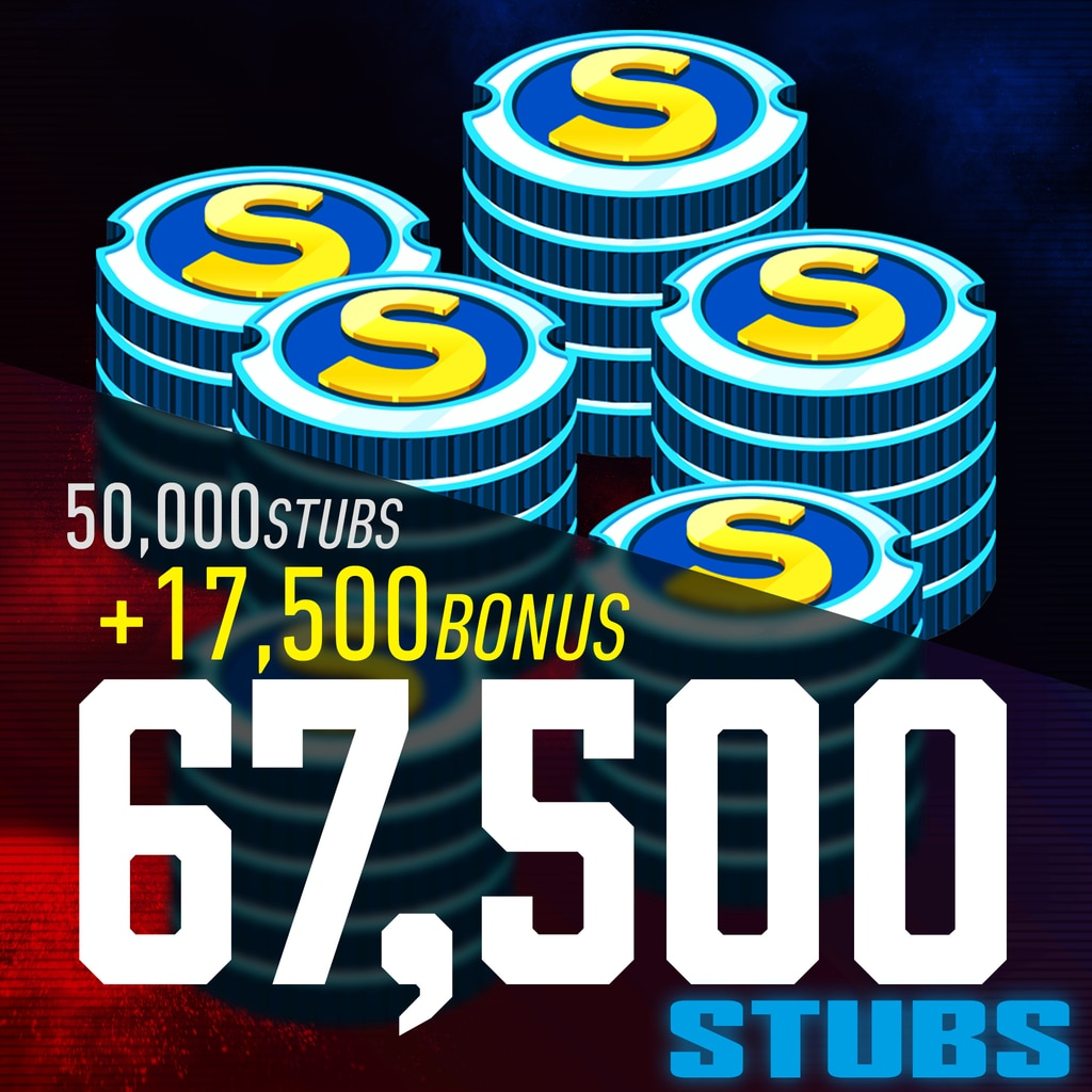 Stubs™ (67,500) for MLB® The Show™ 20 (English Ver.)