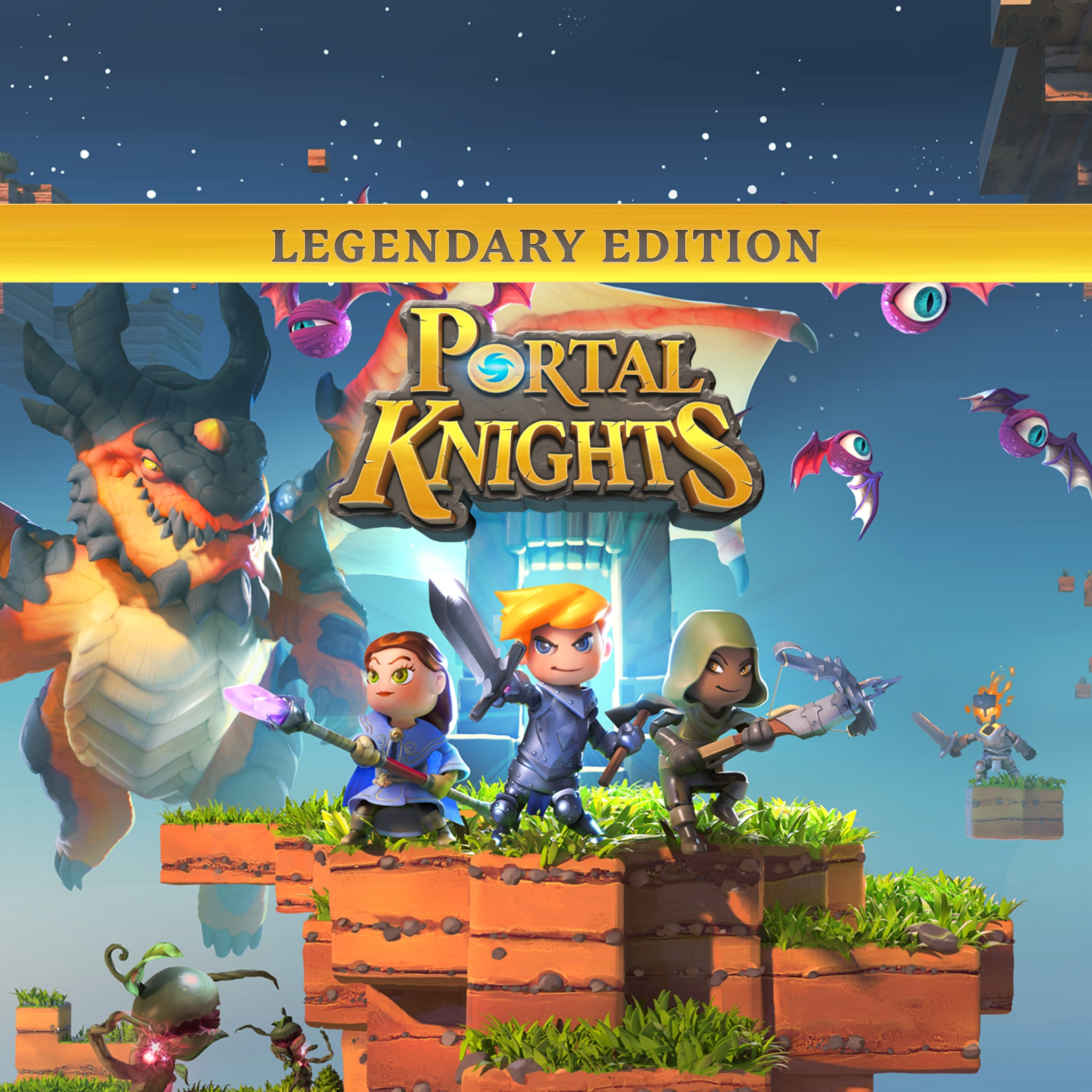 Portal Knights - legendäre Edition