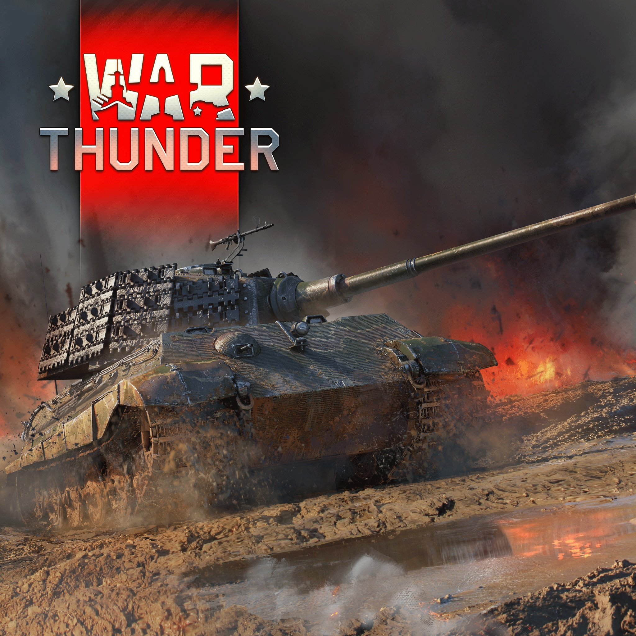 War Thunder - King Tiger