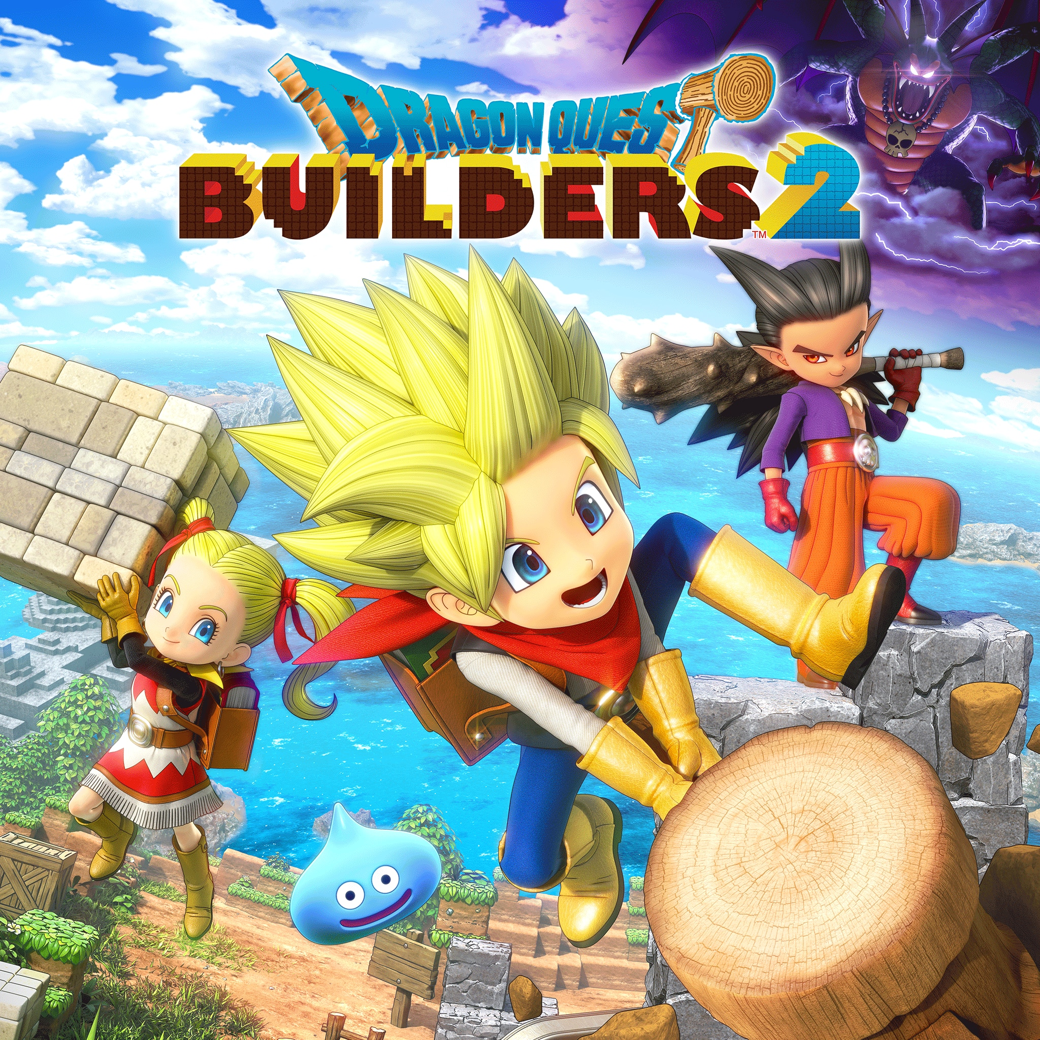DRAGON QUEST BUILDERS 2 - MEGA DEMO
