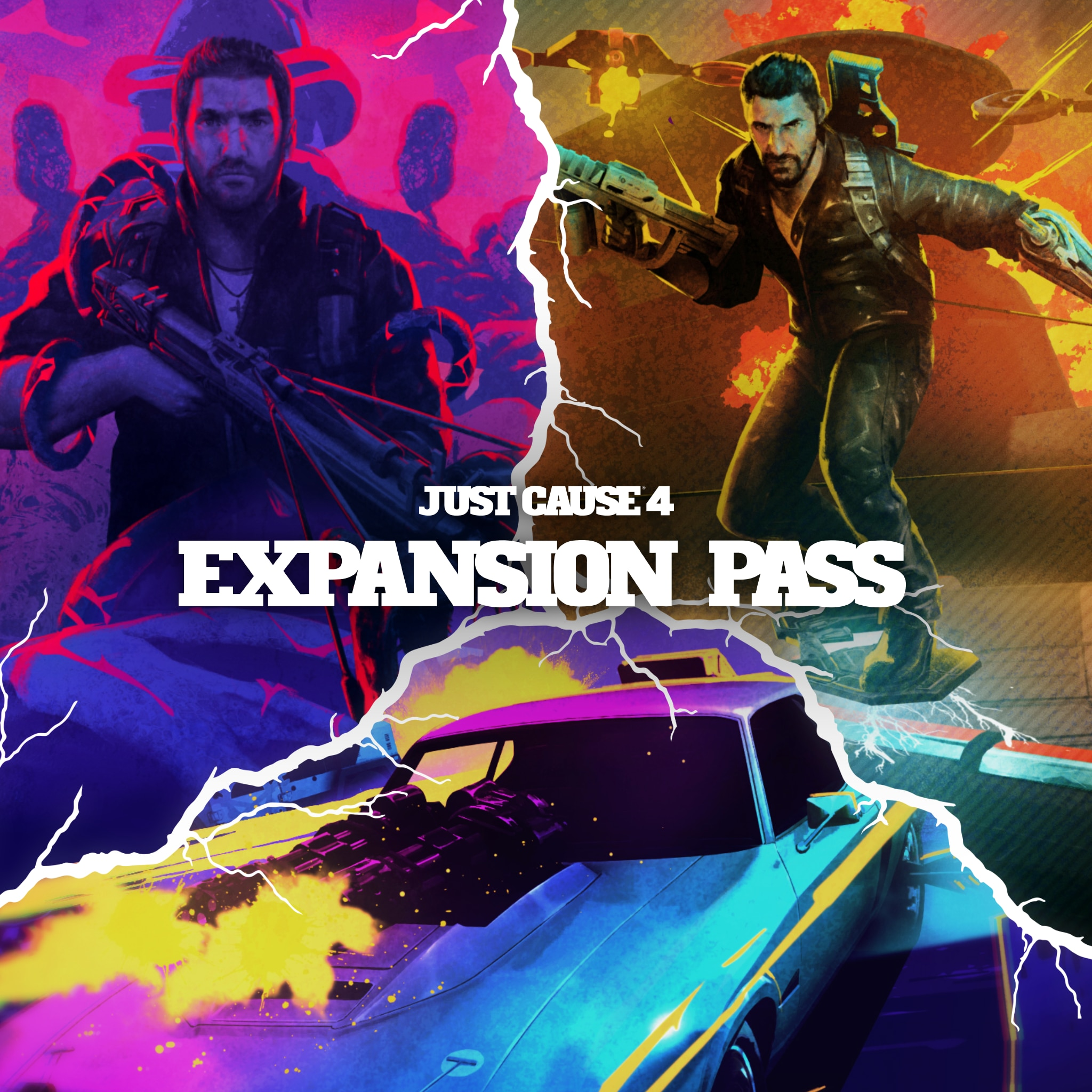 Just Cause4 - Pack d'extension