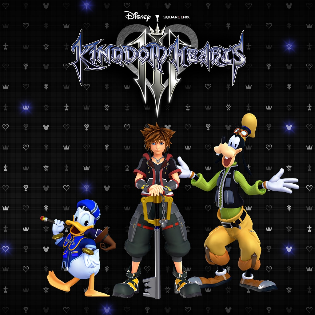 KINGDOM HEARTS III (英文版)