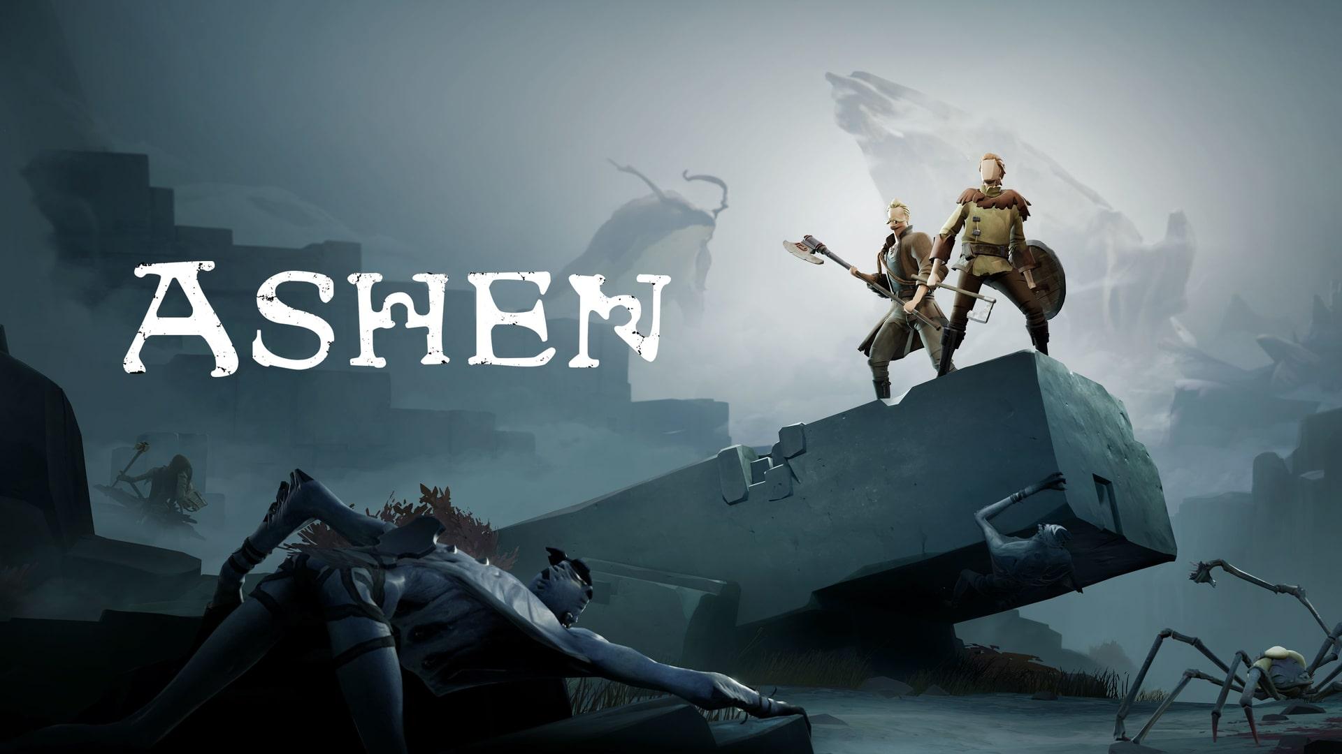 Ashen (中日英韩文版)