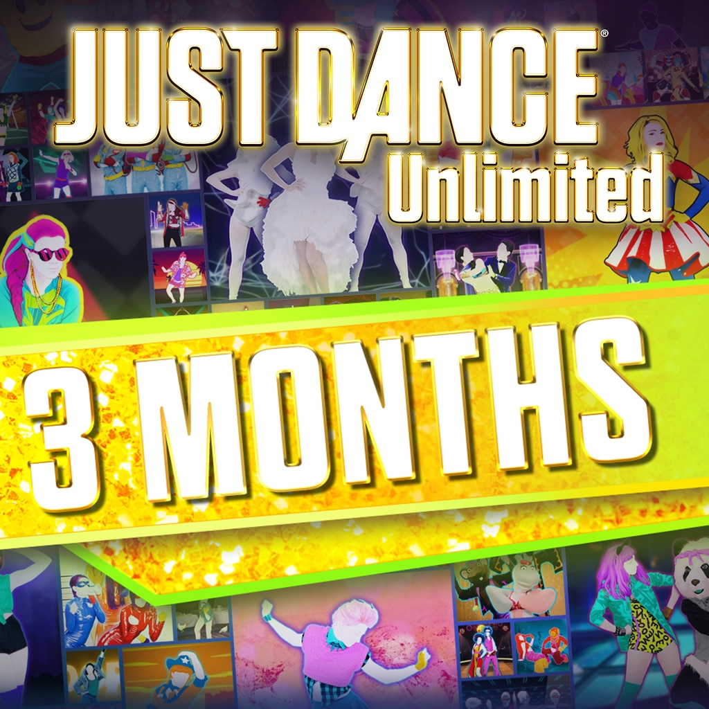 Just Dance® Unlimited (3 Months)