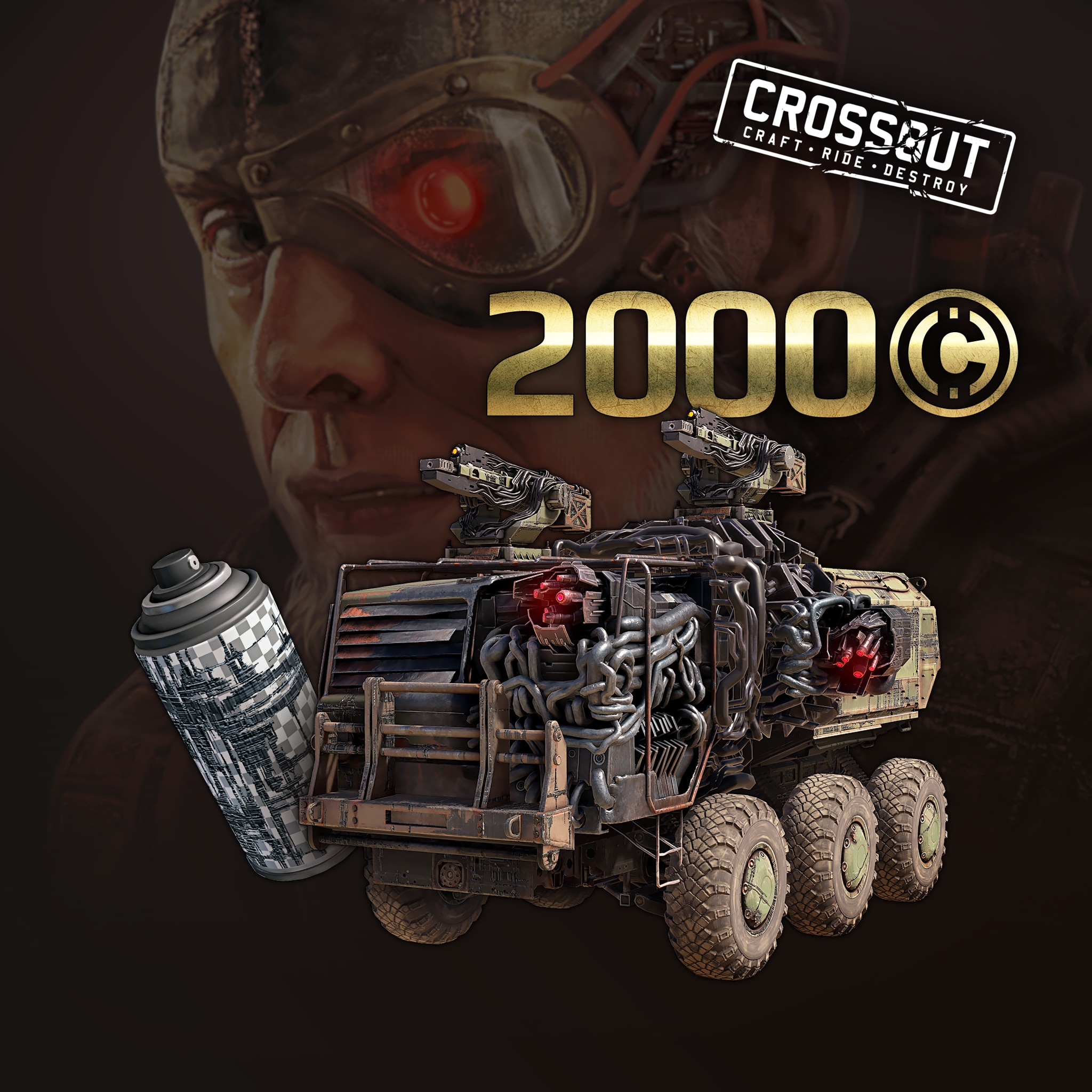 Crossout - Polymorph pack