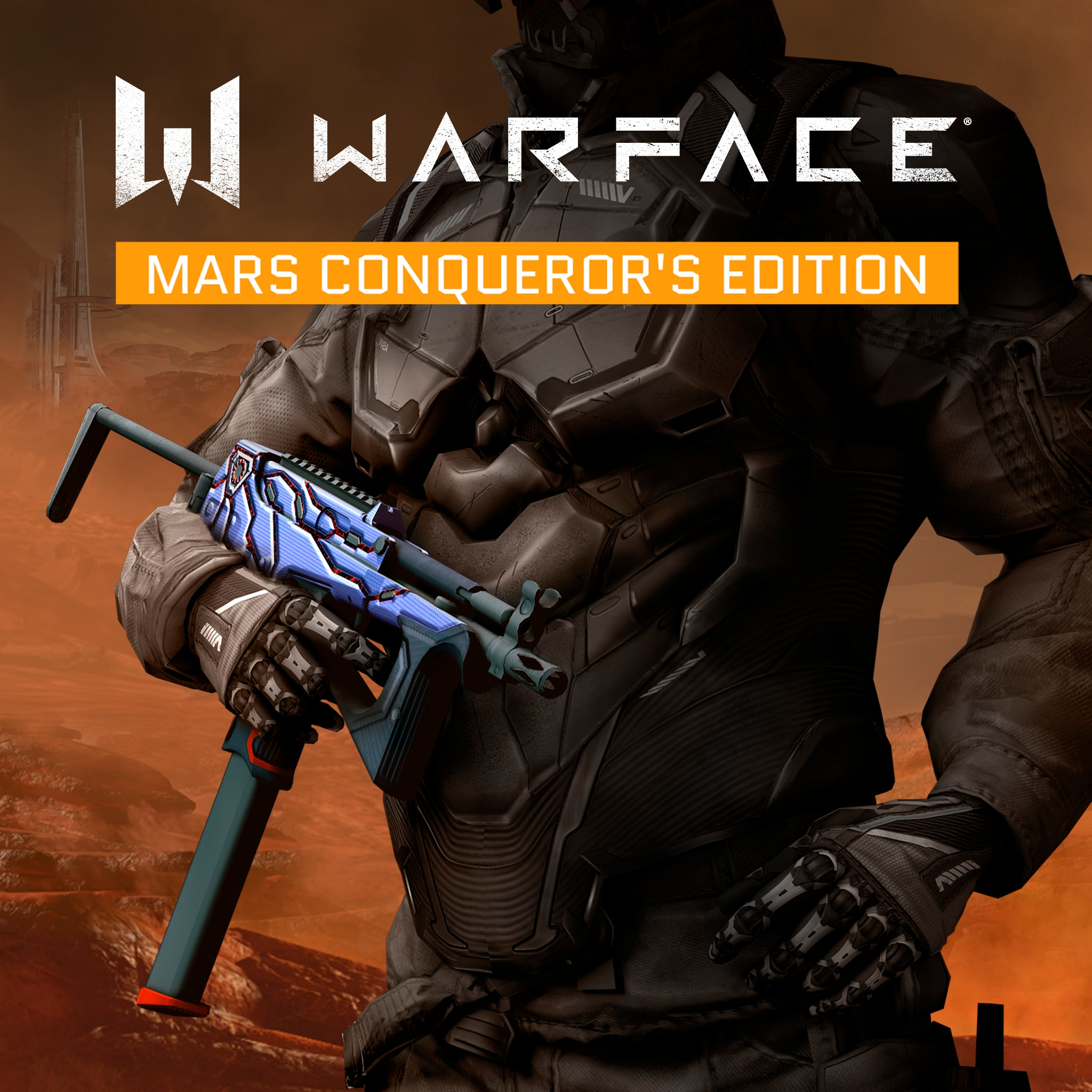 Warface - Mars Conqueror's Edition