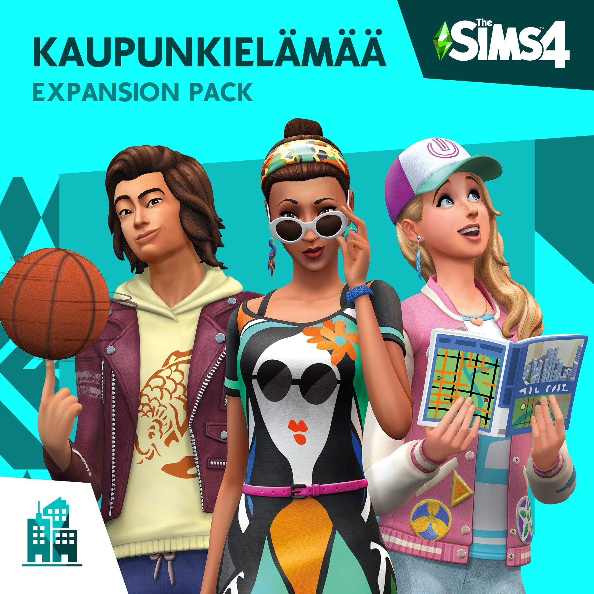 The Sims™ 4 Kaupunkielämää
