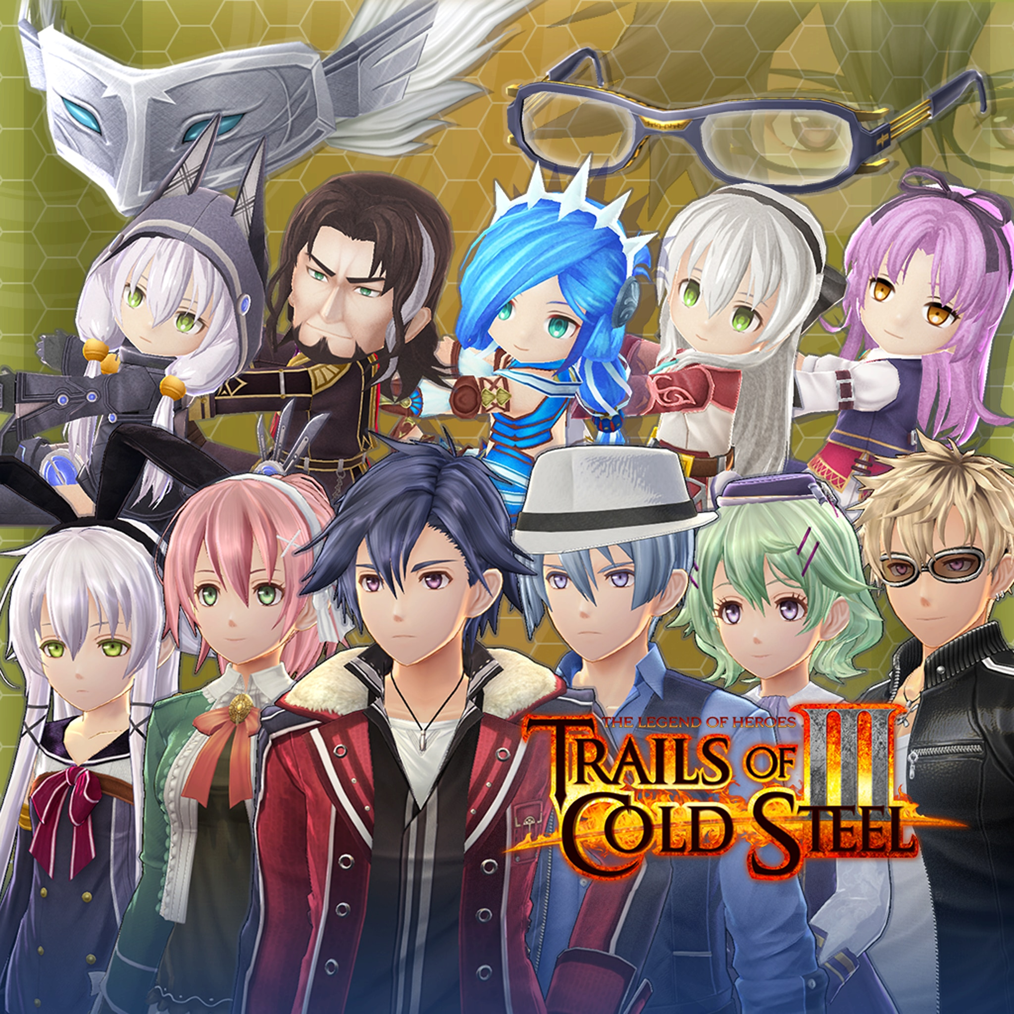 Trails of Cold Steel III: Premium Cosmetic Bundle