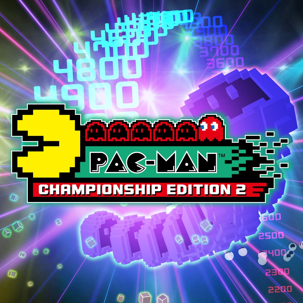 PAC-MAN™ CHAMPIONSHIP EDITION 2 (English)