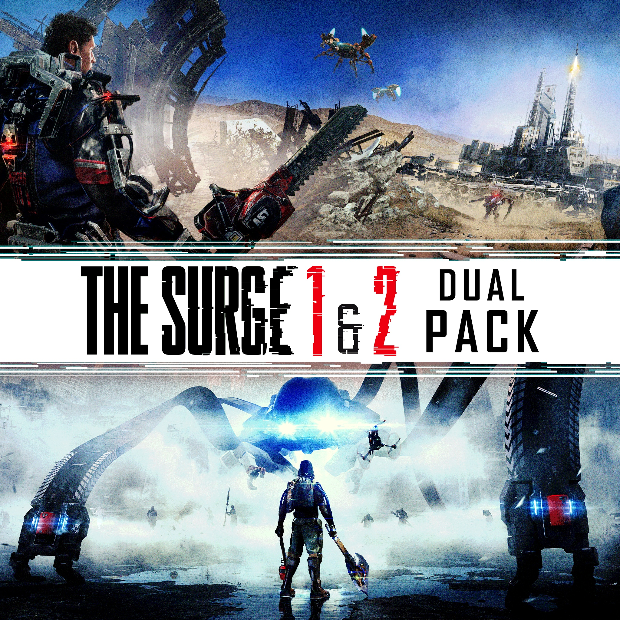The Surge 1 & 2 - Dual Pack