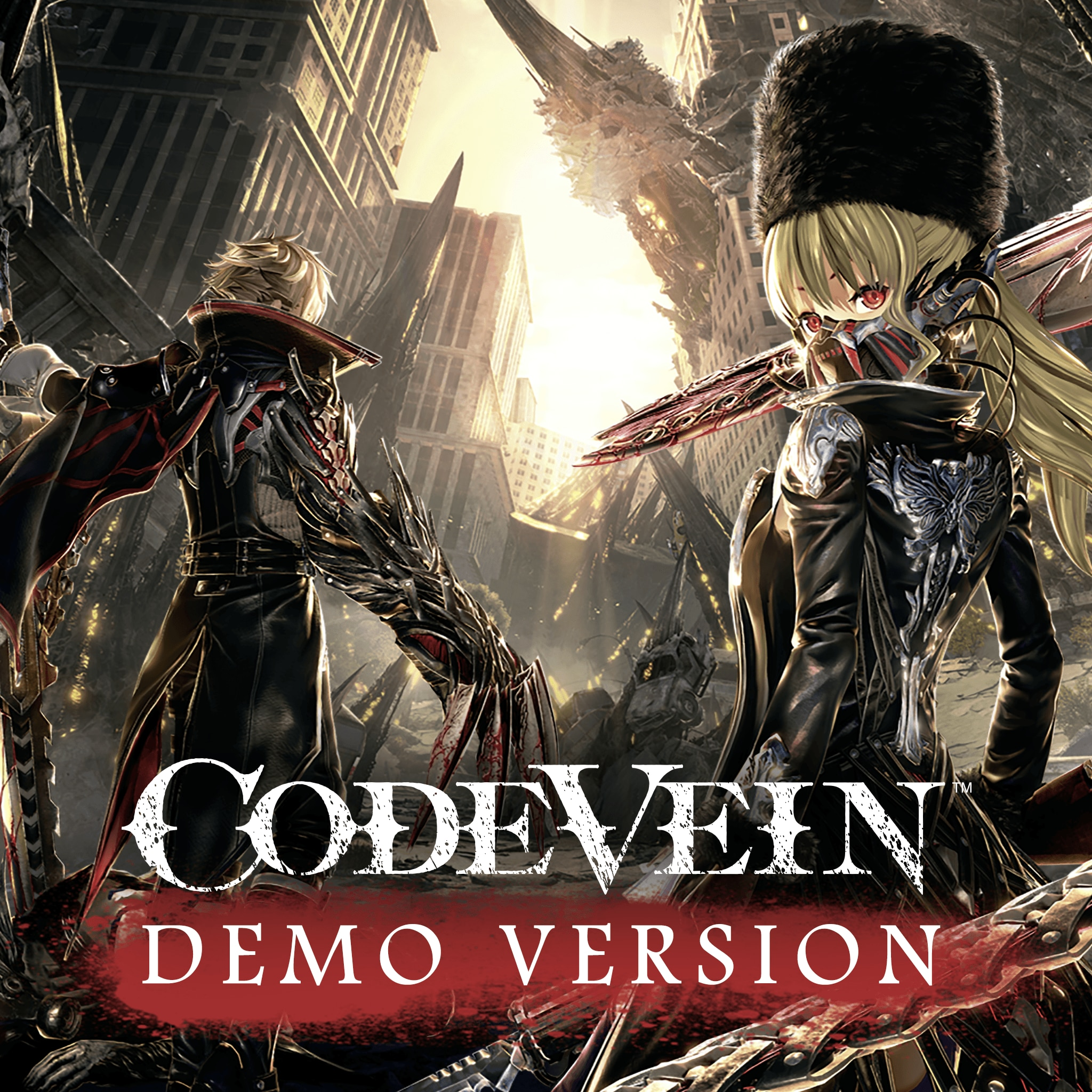 CODE VEIN Demo Version
