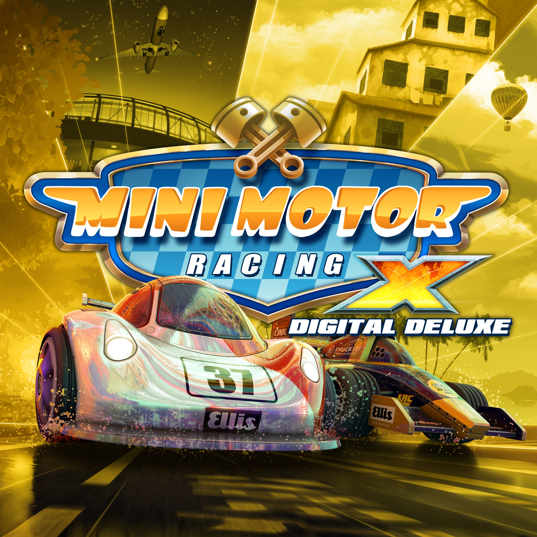 Mini Motor Racing X Digital Deluxe Edition