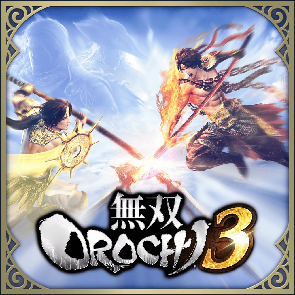WARRIORS OROCHI 4 Deluxe Edition (Chinese Ver.)