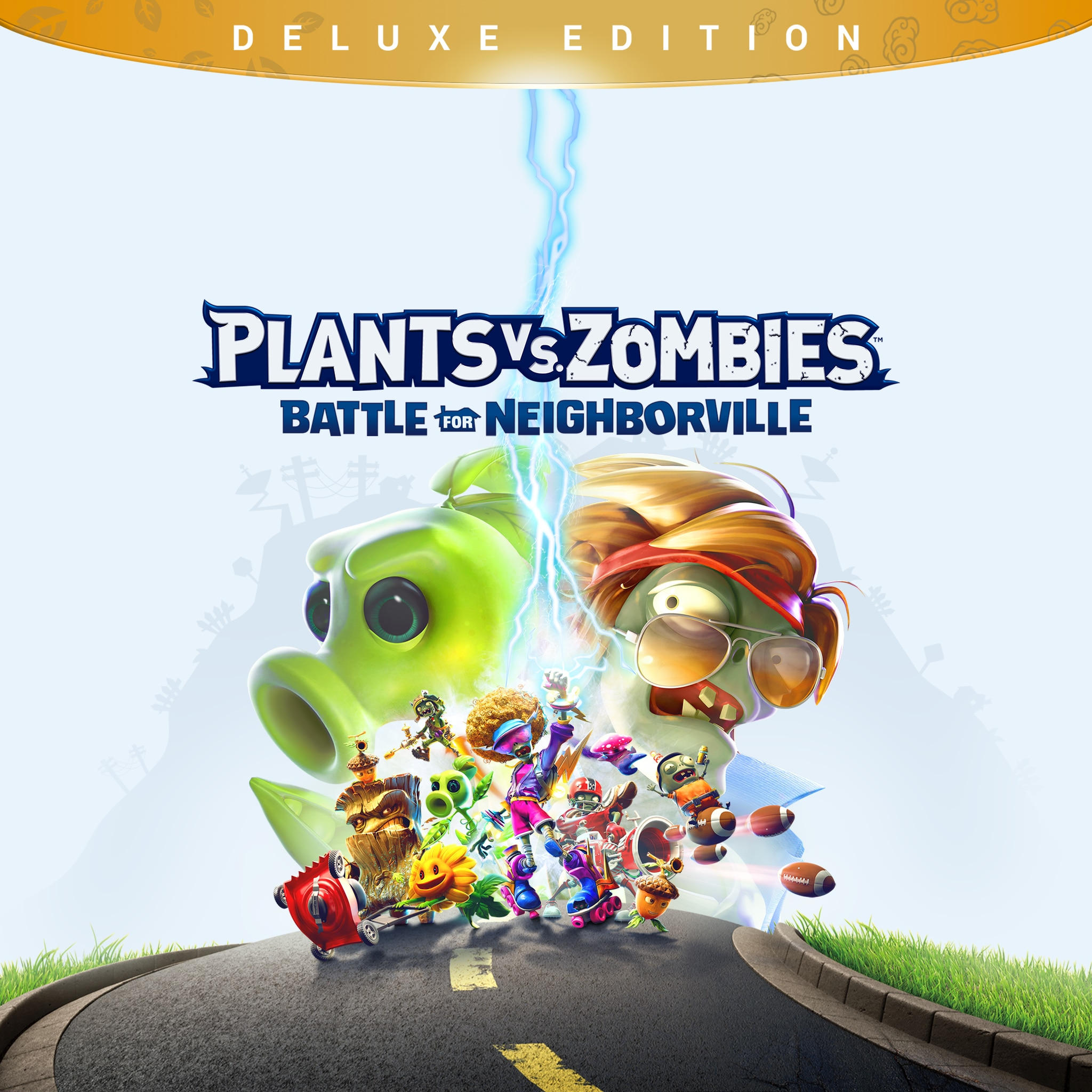 Plants vs. Zombies™: La Batalla de Neighborville edición delux