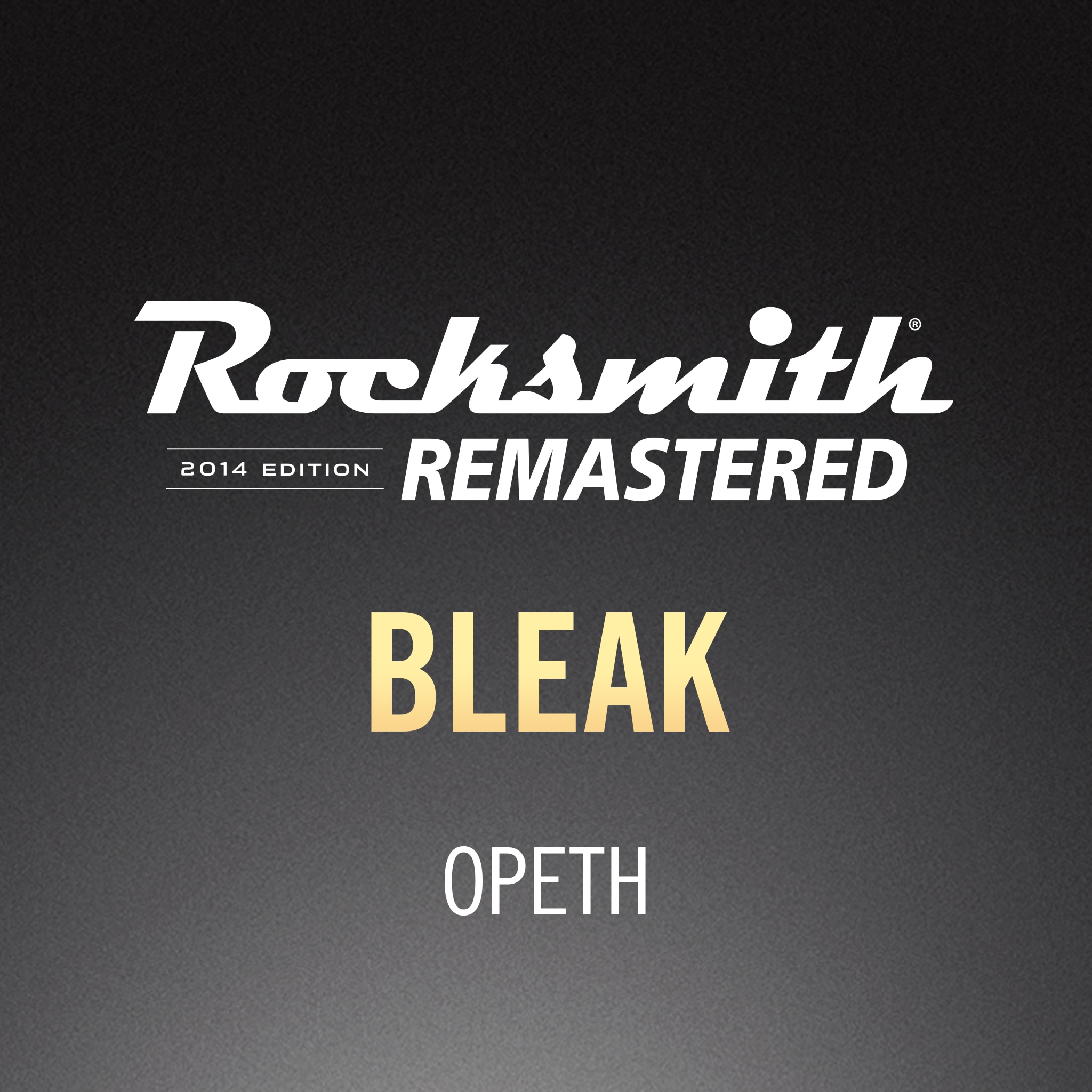 Rocksmith® 2014 – Bleak - Opeth