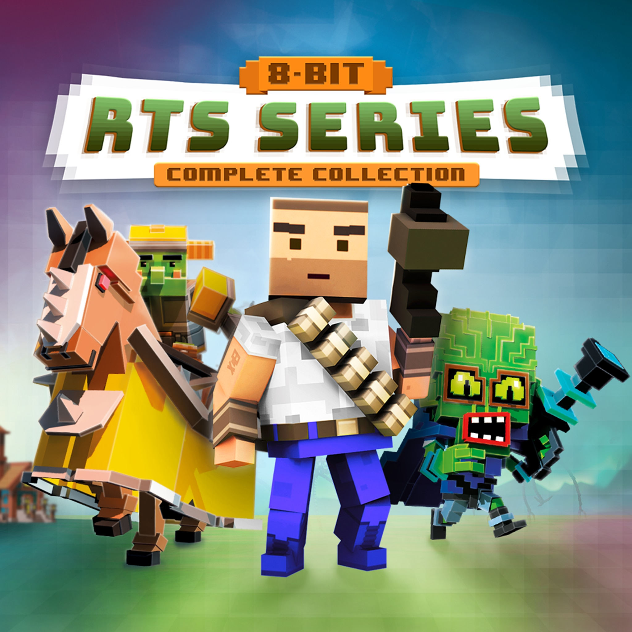 8-Bit RTS Series – Complete Collection