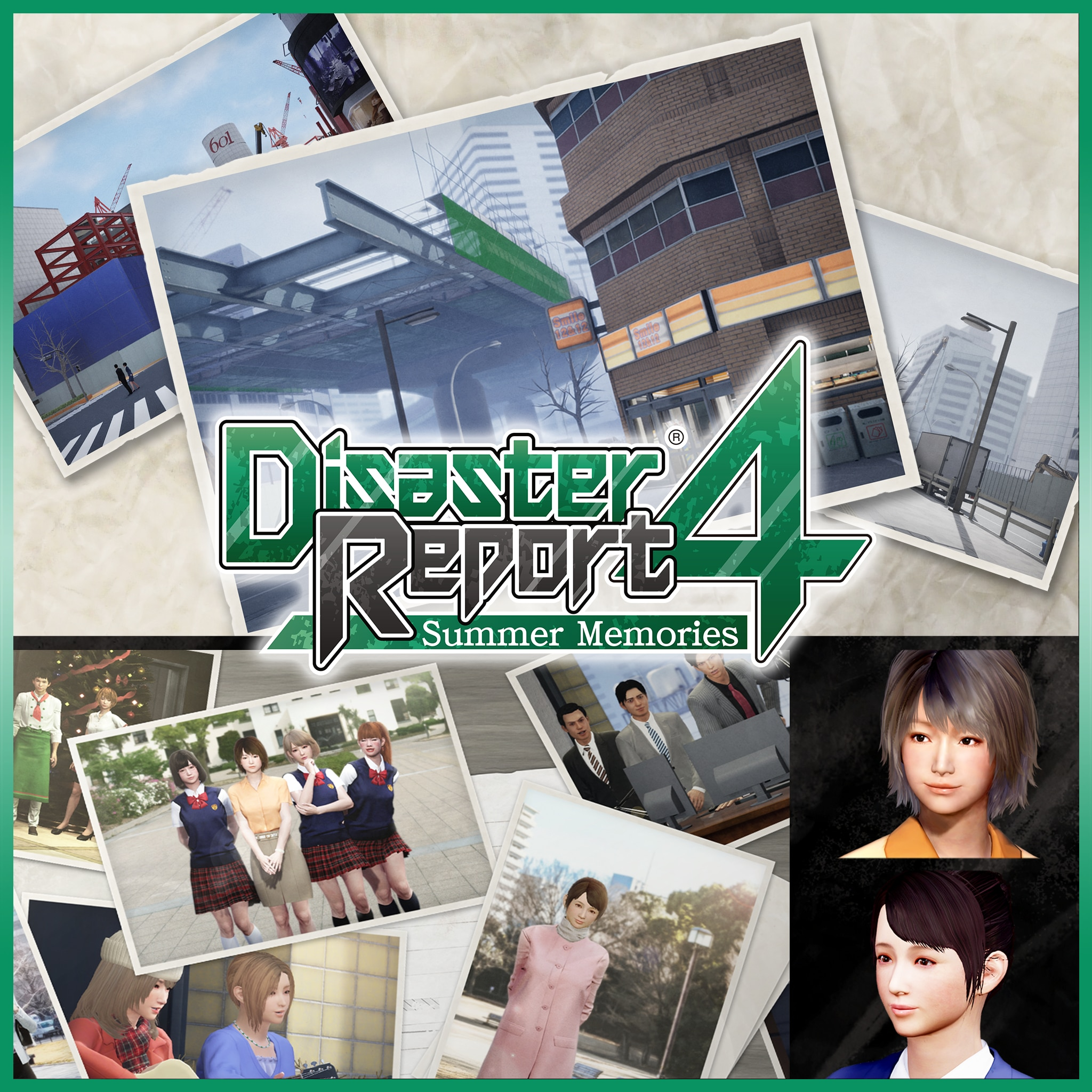 Disaster Report 4 - Fade Into Memory Bundle