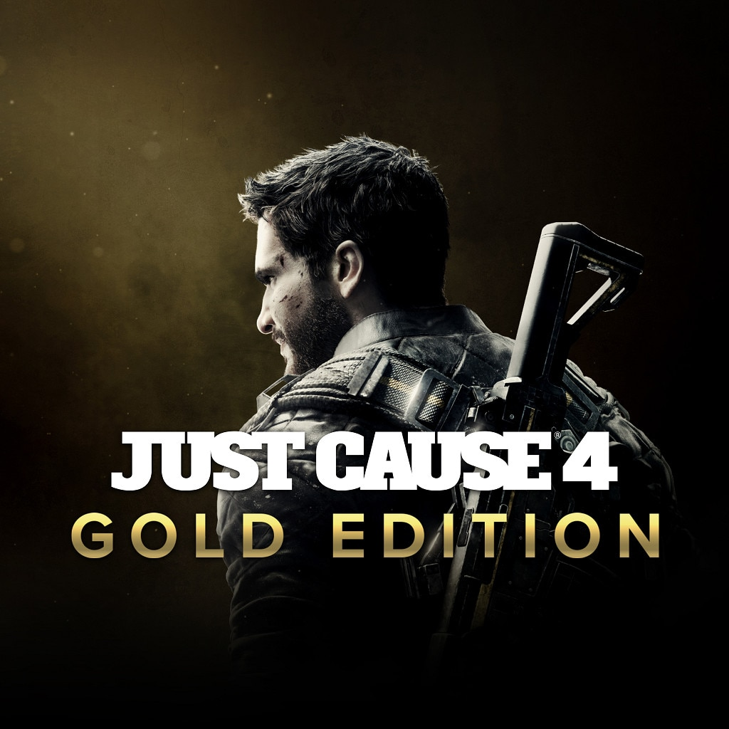 Just Cause 4 - Gold Edition (English Ver.)