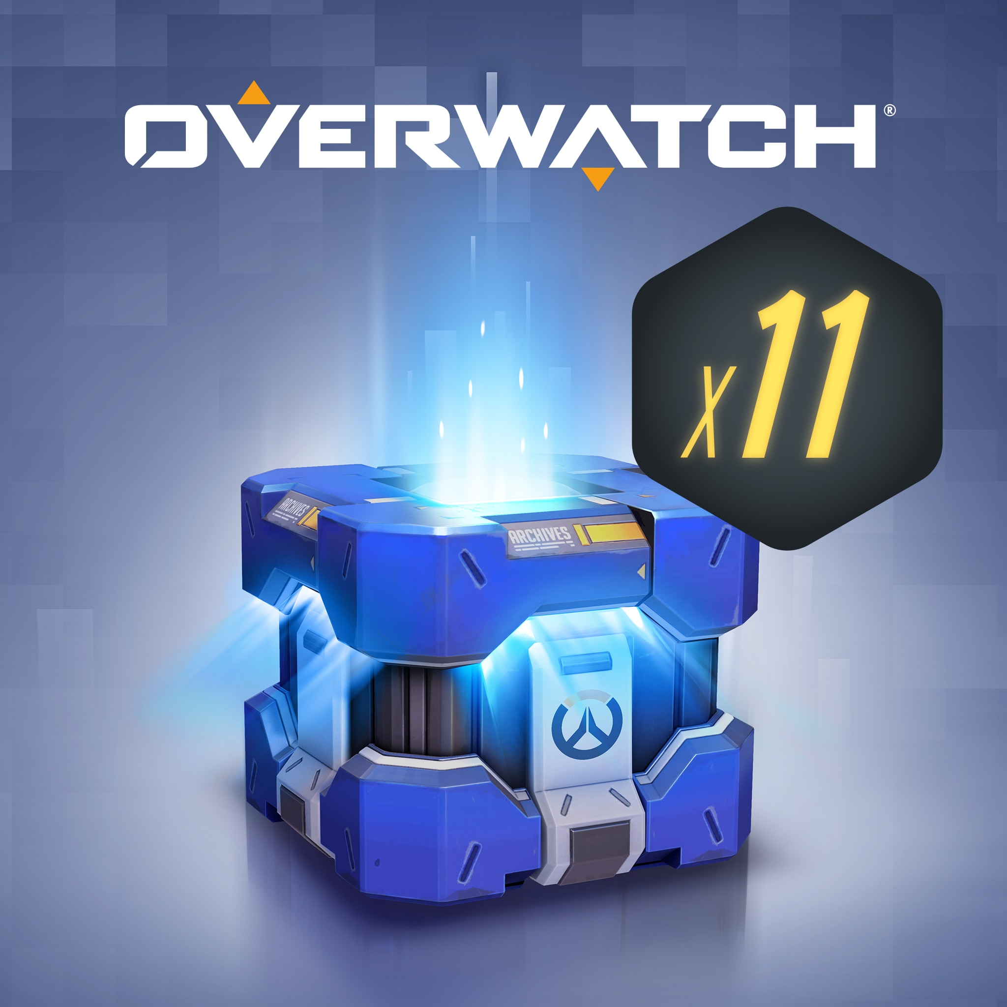 Overwatch® 11 Archives Loot Boxes