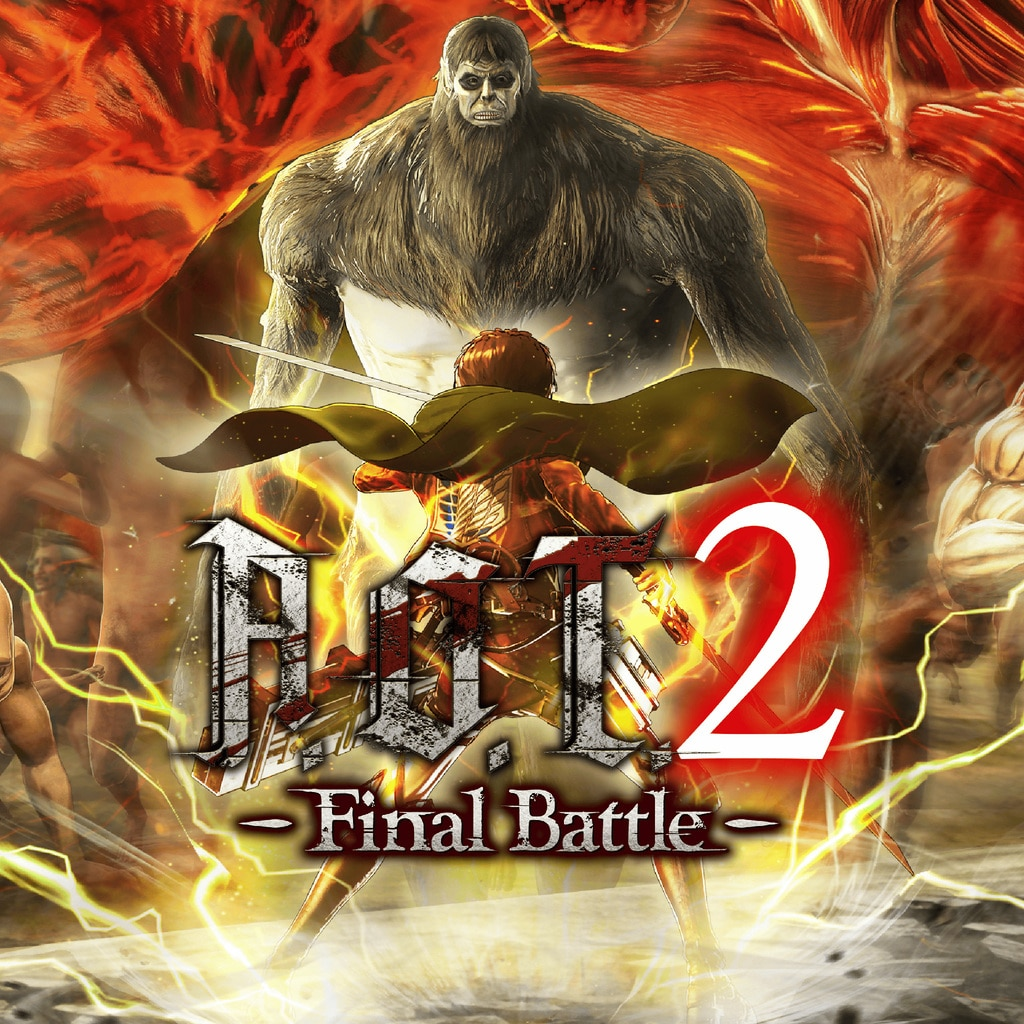 A.O.T. 2: FINAL BATTLE (English)