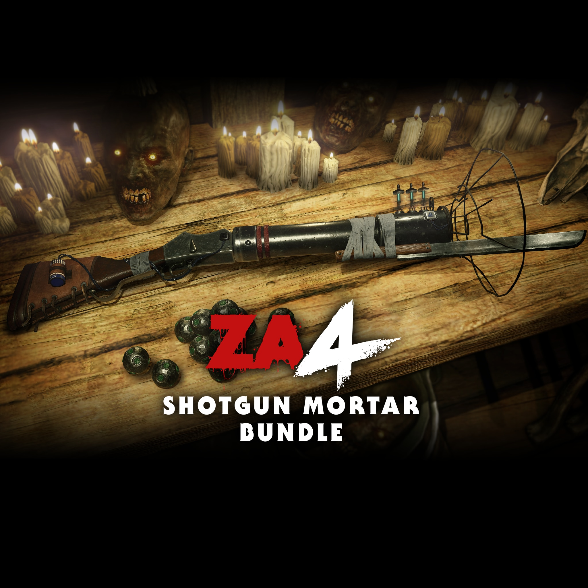 Zombie Army 4: Mortar Shotgun  (Add-On)