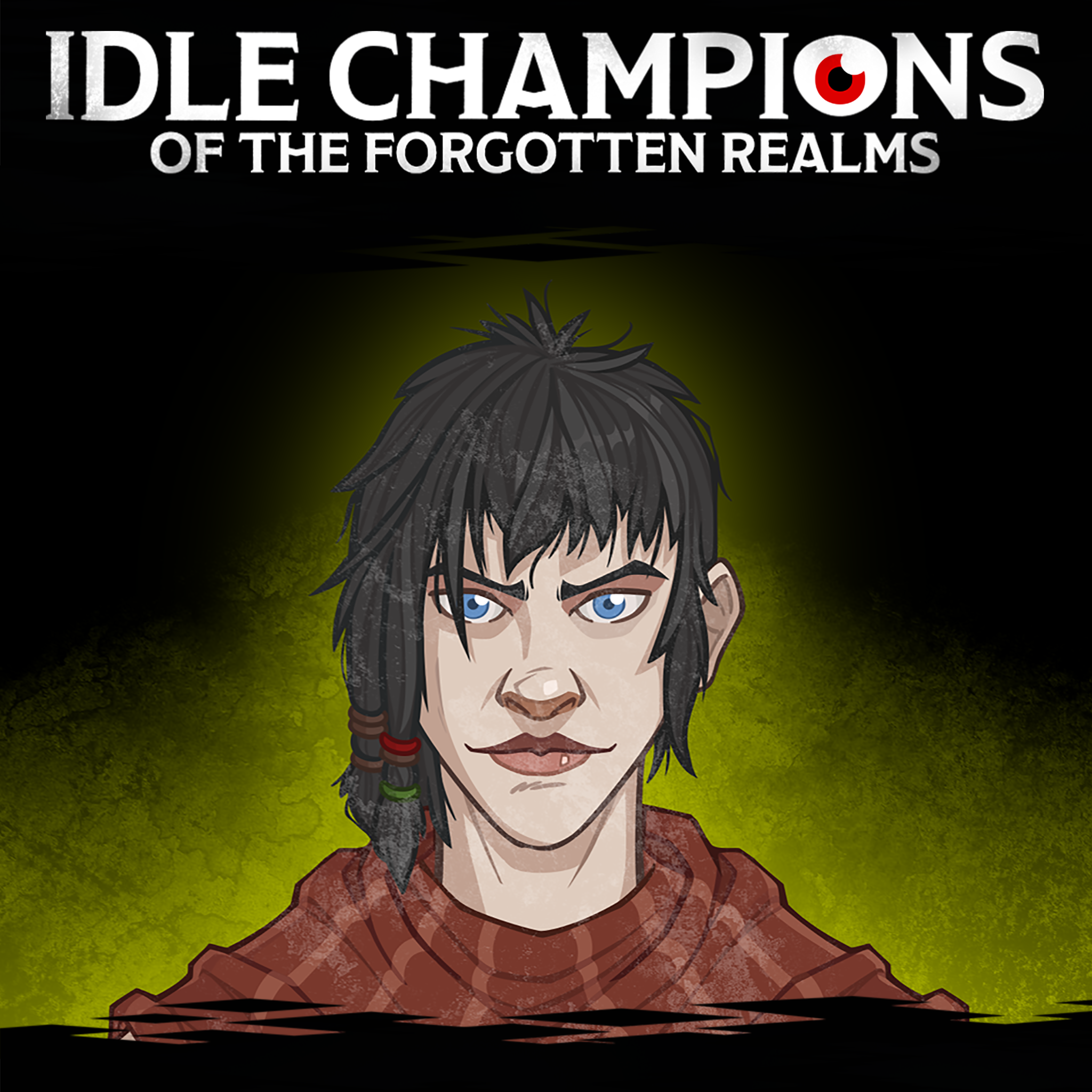 Idle Champions: Force Grey Jamilah Pack