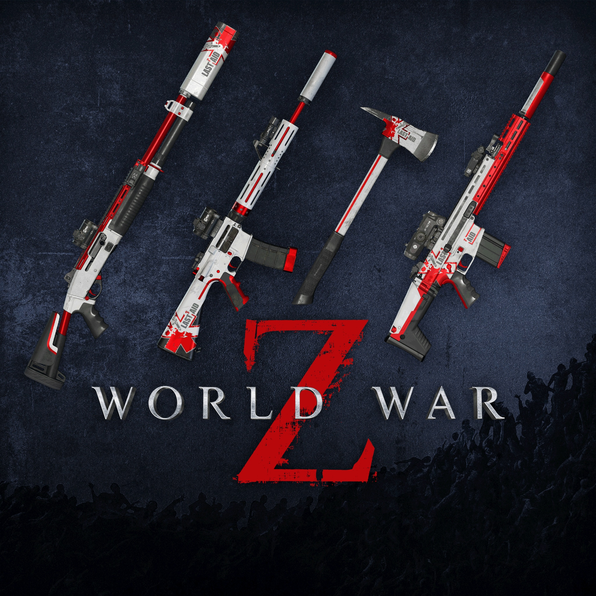 World War Z – Last Aid Pack