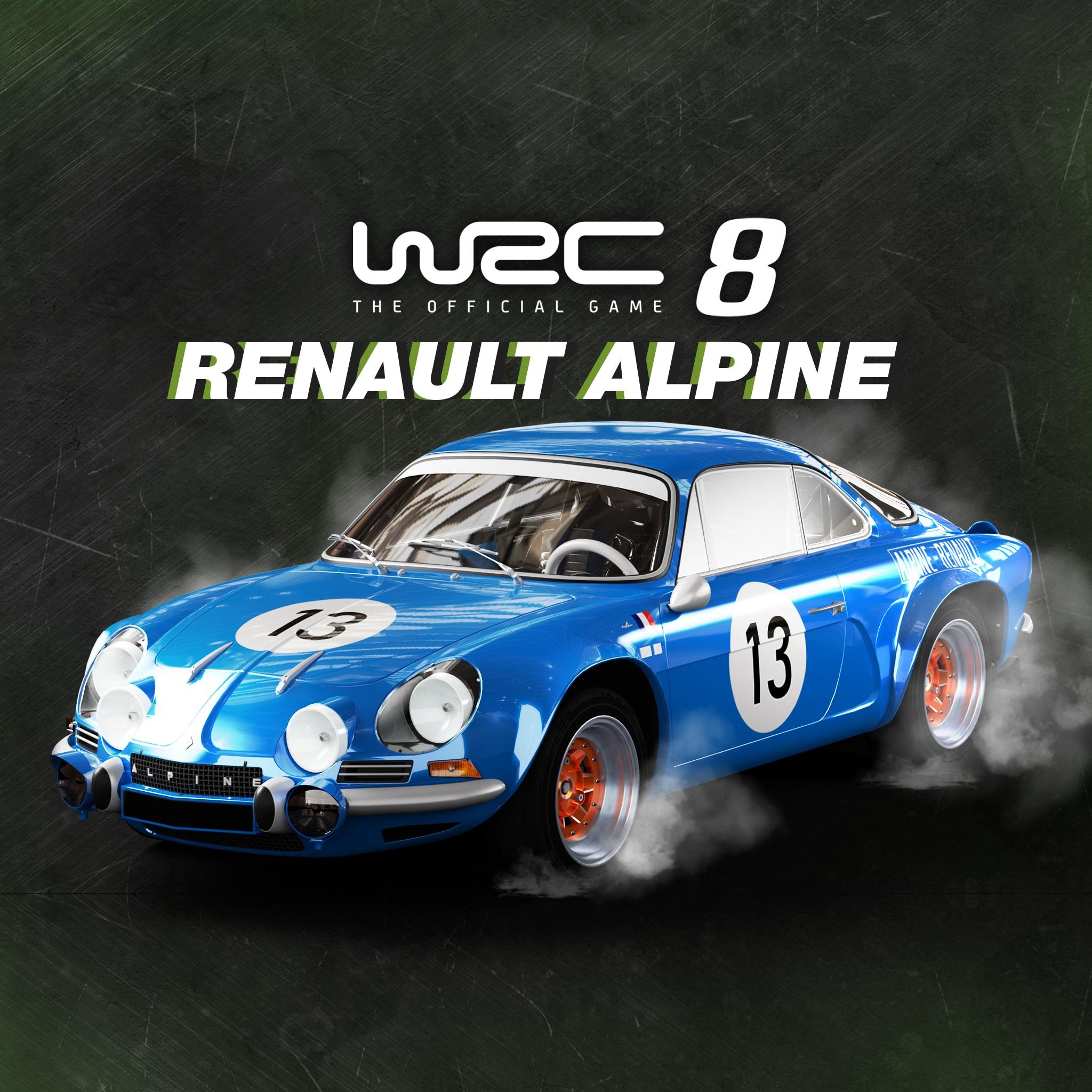 WRC 8 - Alpine A110 (1973)