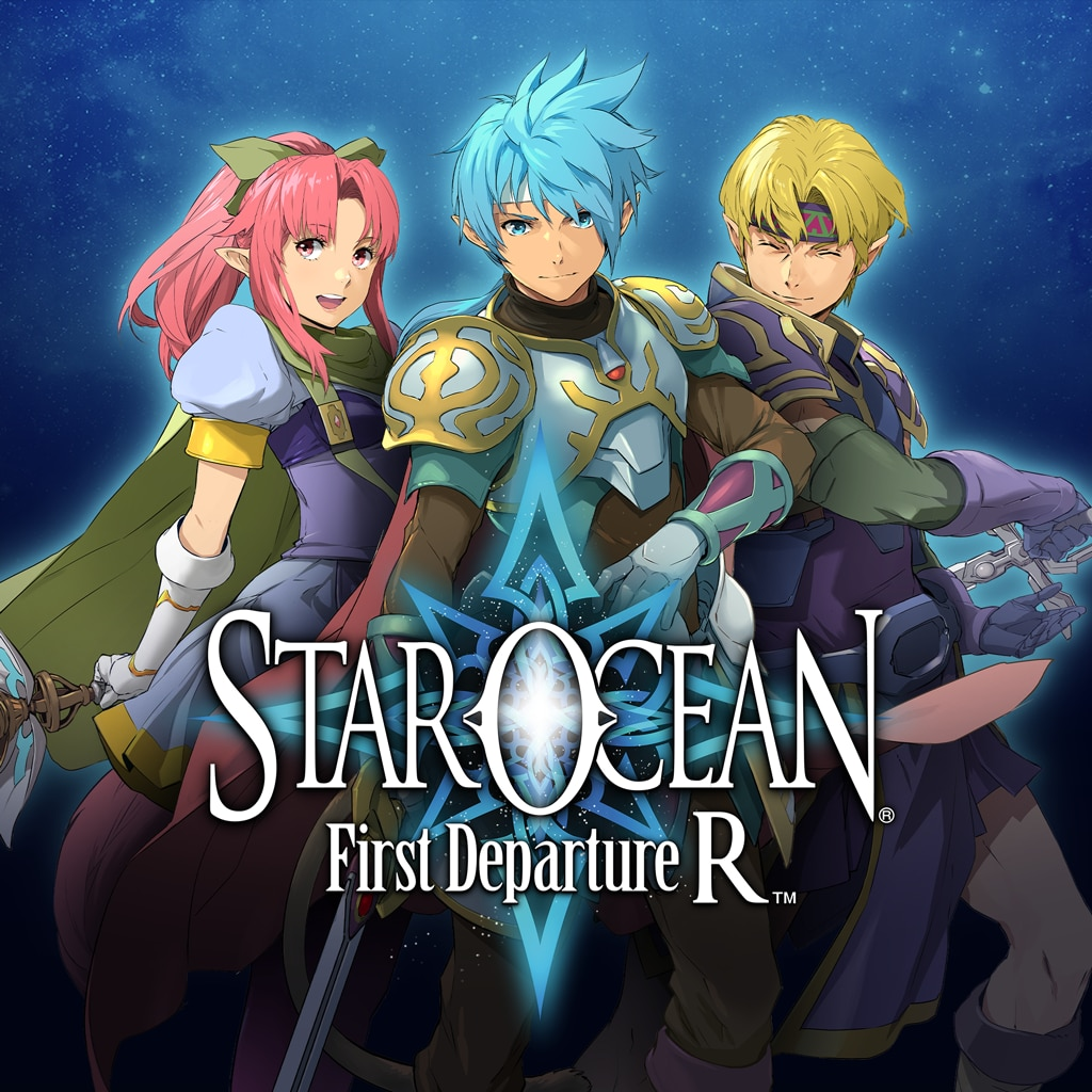 STAR OCEAN -First Departure R- (English Ver.)