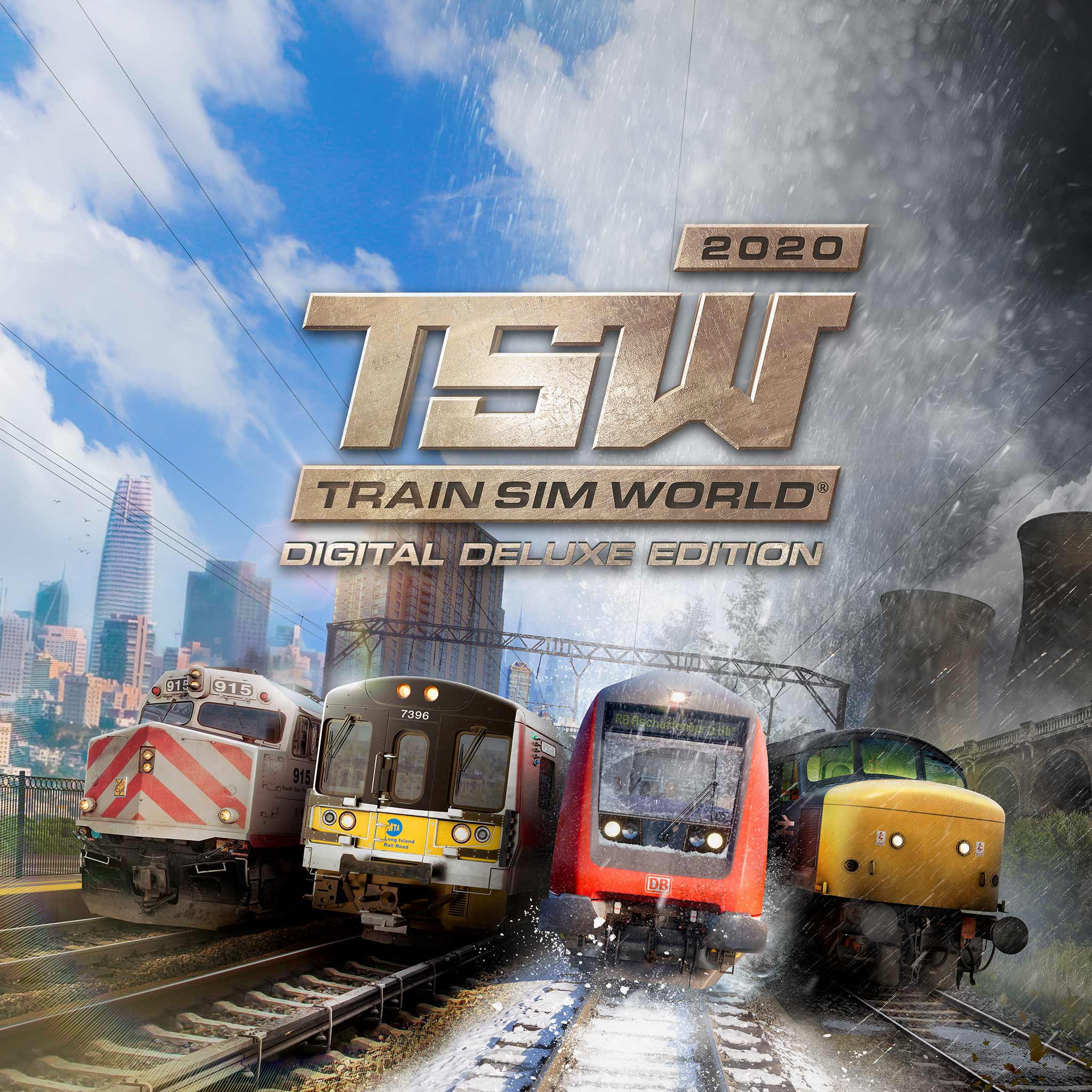 Train Sim World® 2020 Deluxe Edition