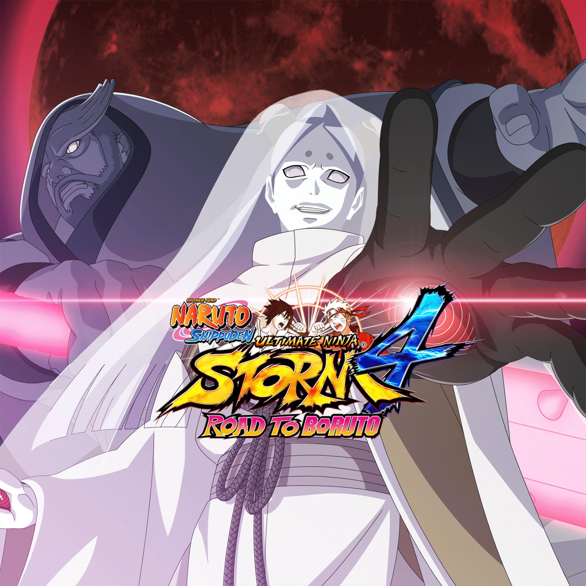 Naruto Storm 4 Road to Boruto - Next Generation Pack