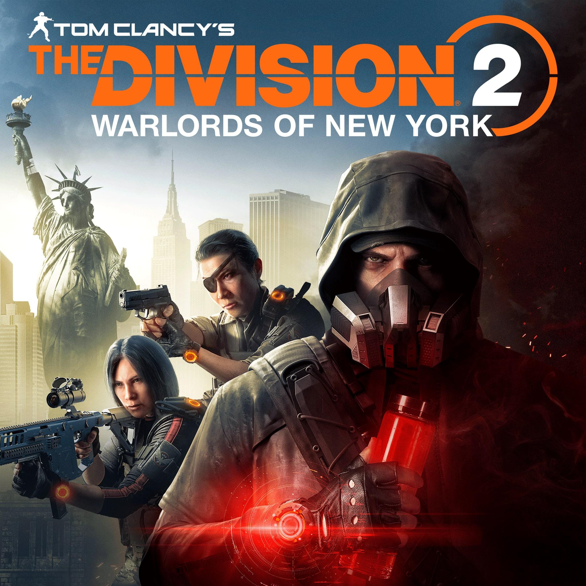 The Division 2 - إصدار زعماء نيويورك