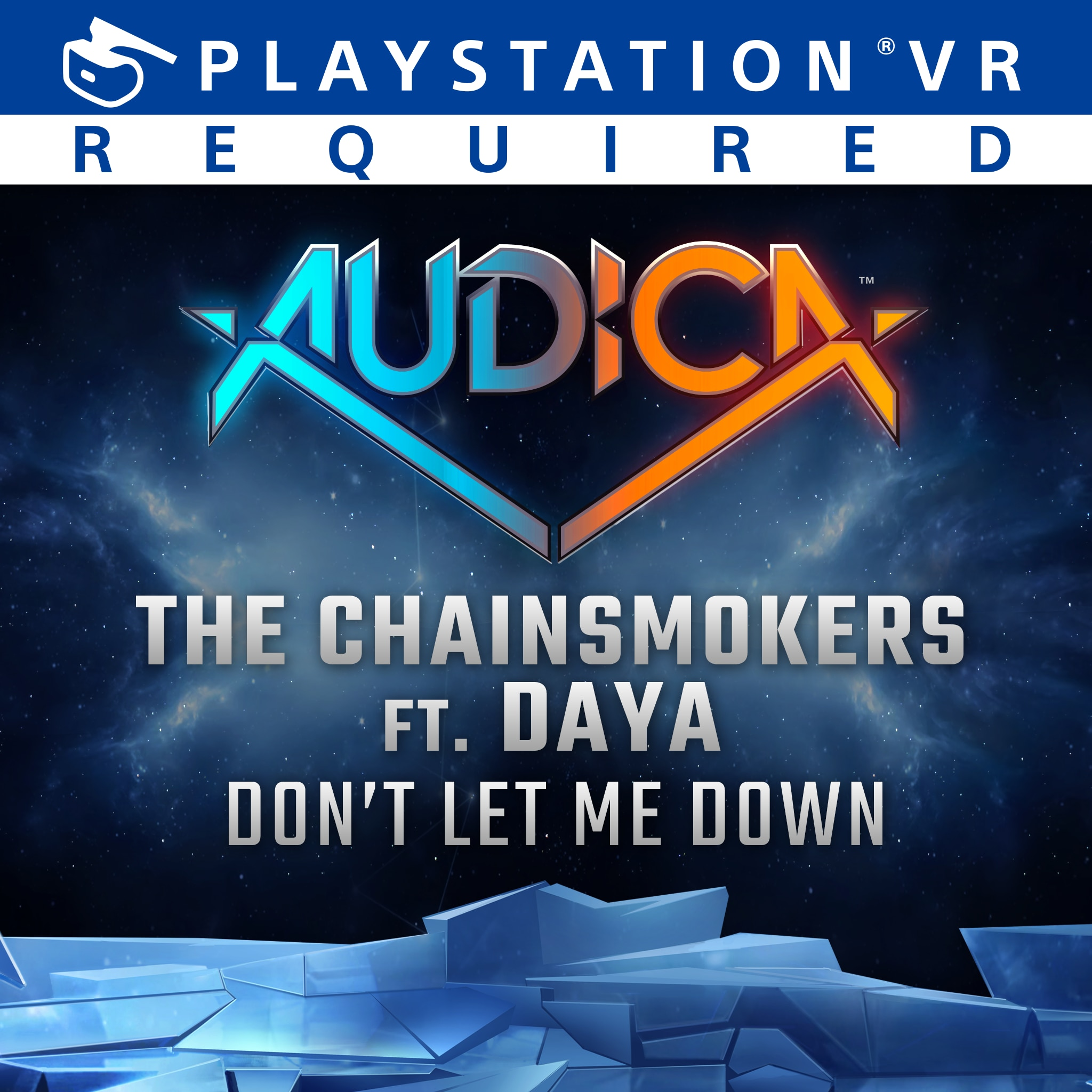 AUDICA™ : 'Don't Let Me Down' - The Chainsmokers ft. Daya