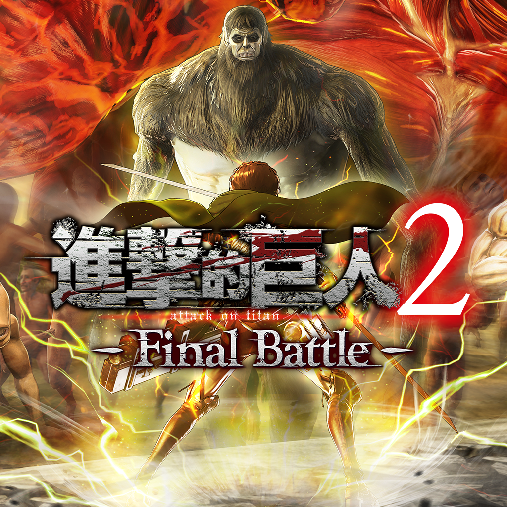 Attack on titan 2  -Final Battle- (Chinese/Korean Ver.)