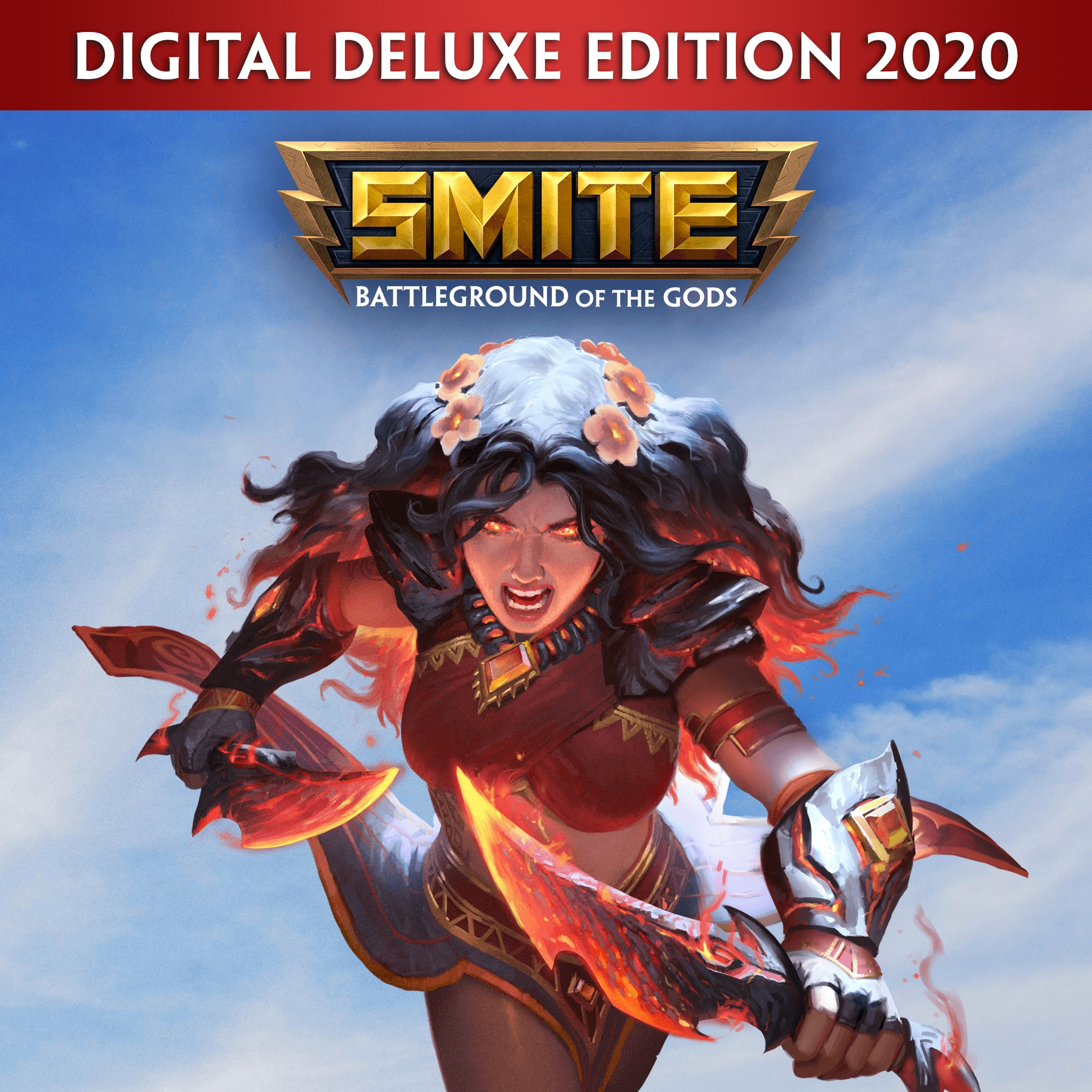 SMITE Digital Deluxe Edition 2020