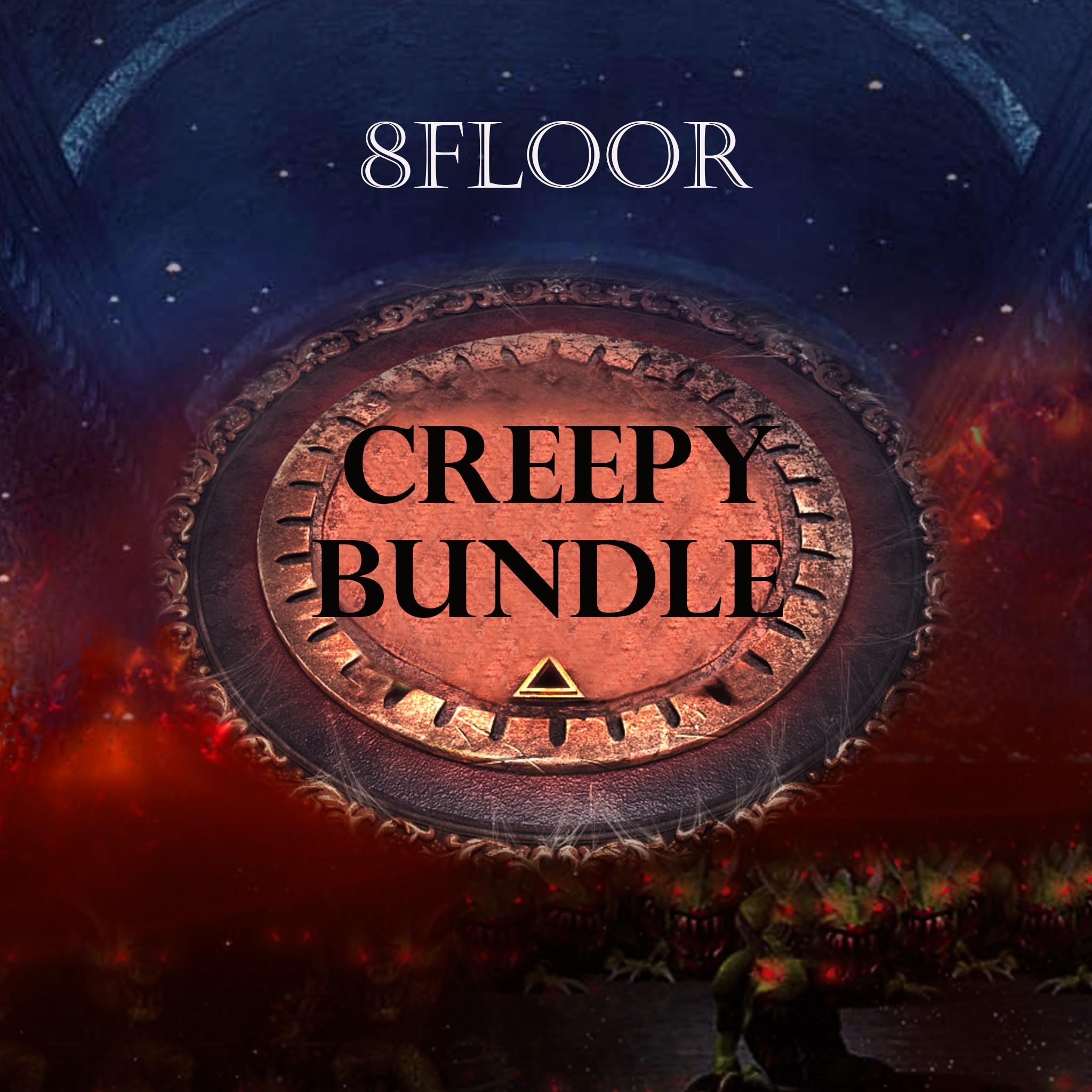 8Floor Creepy Bundle