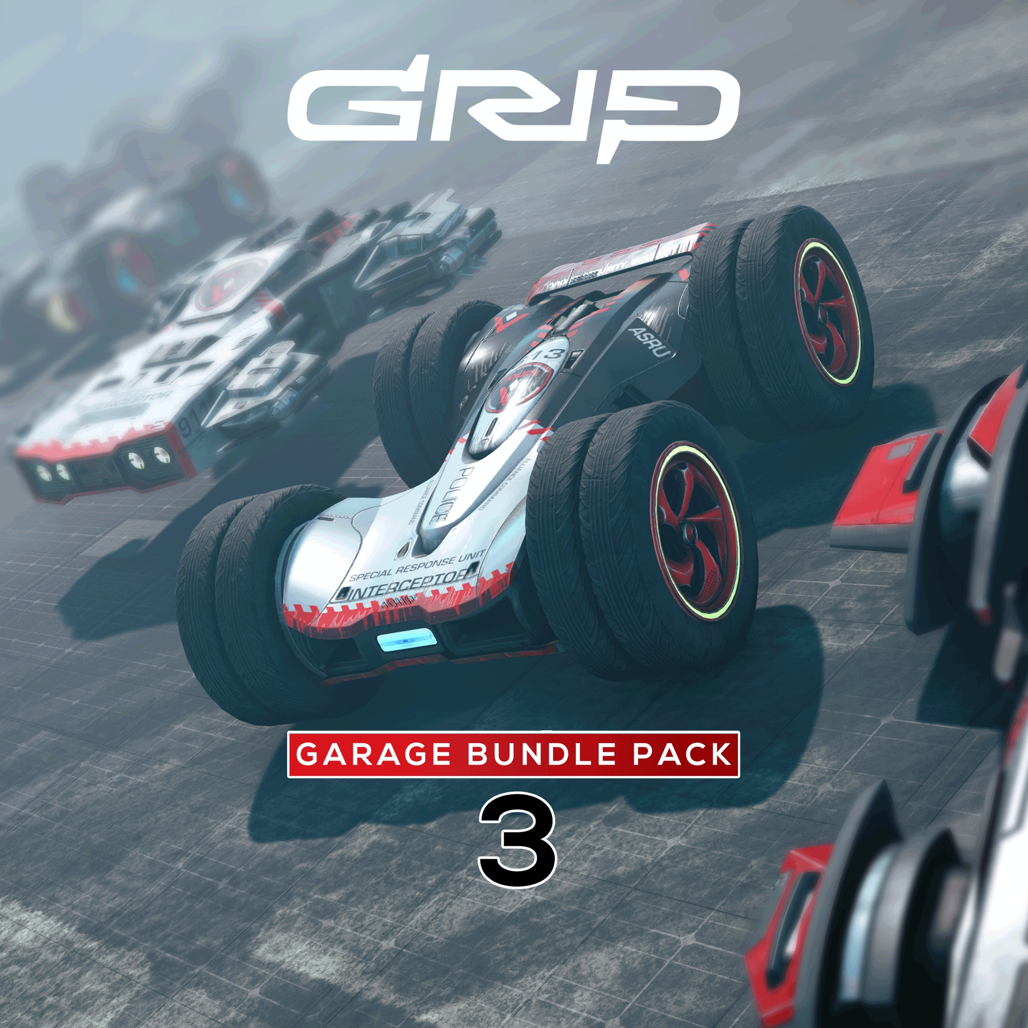 GRIP: Garage Bundle Pack 3