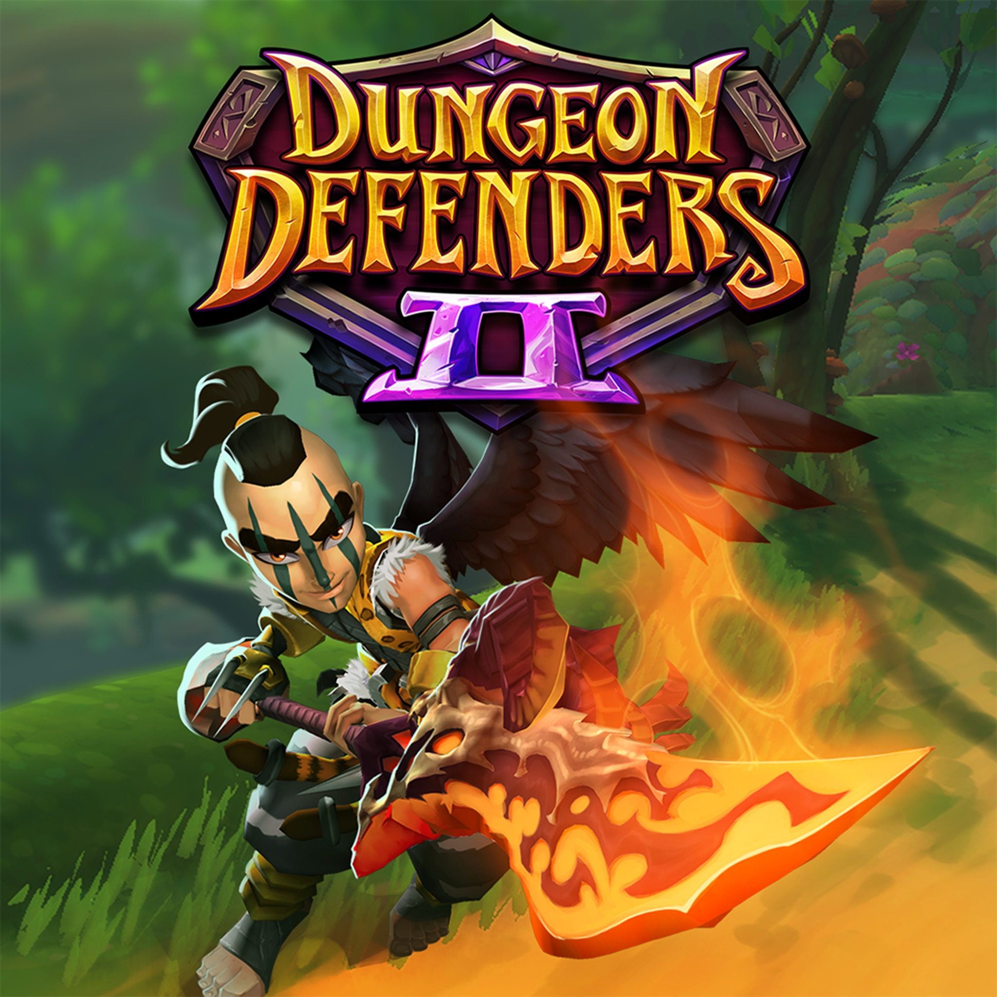 Dungeon Defenders II - Defender Pack