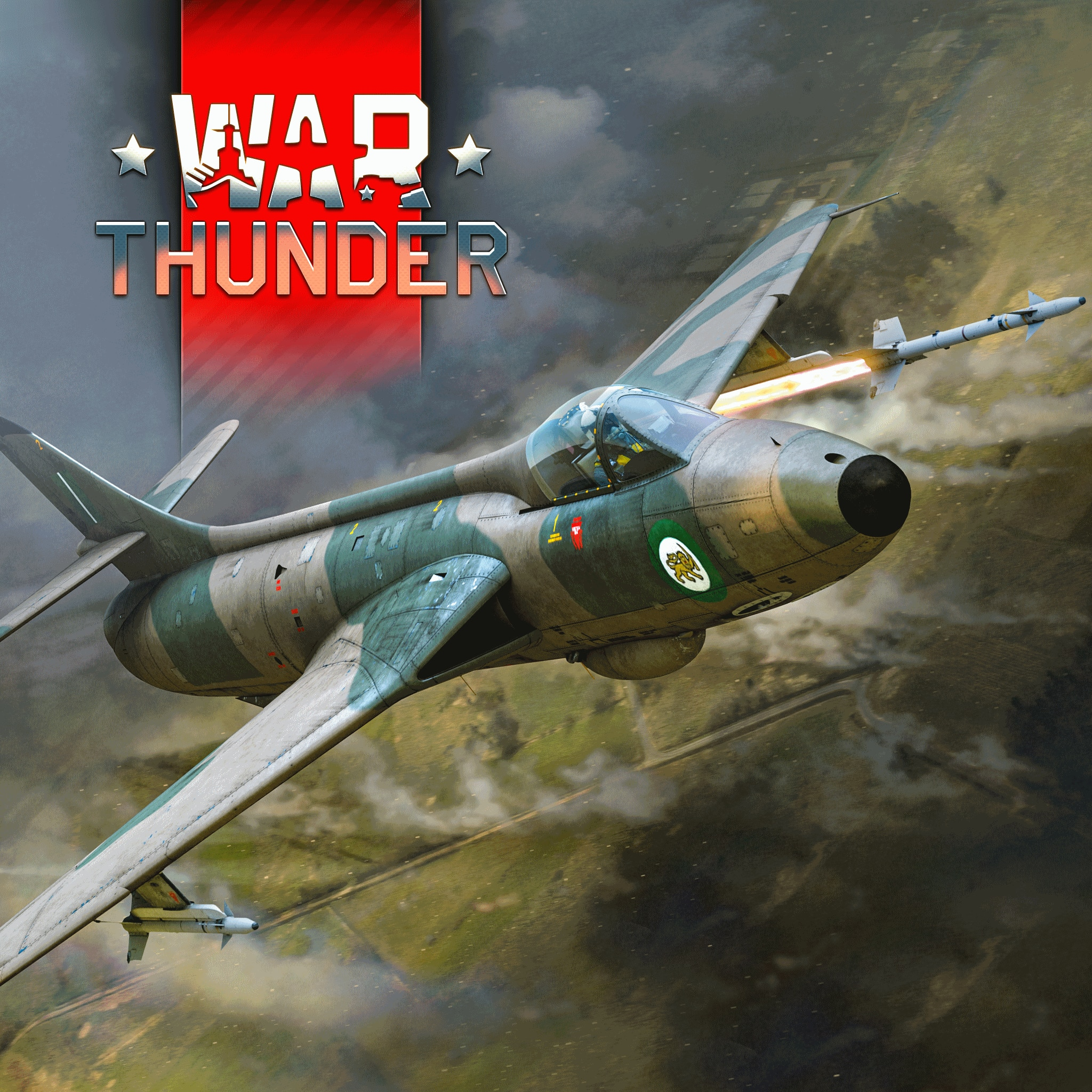 War Thunder - Hunter FGA.9