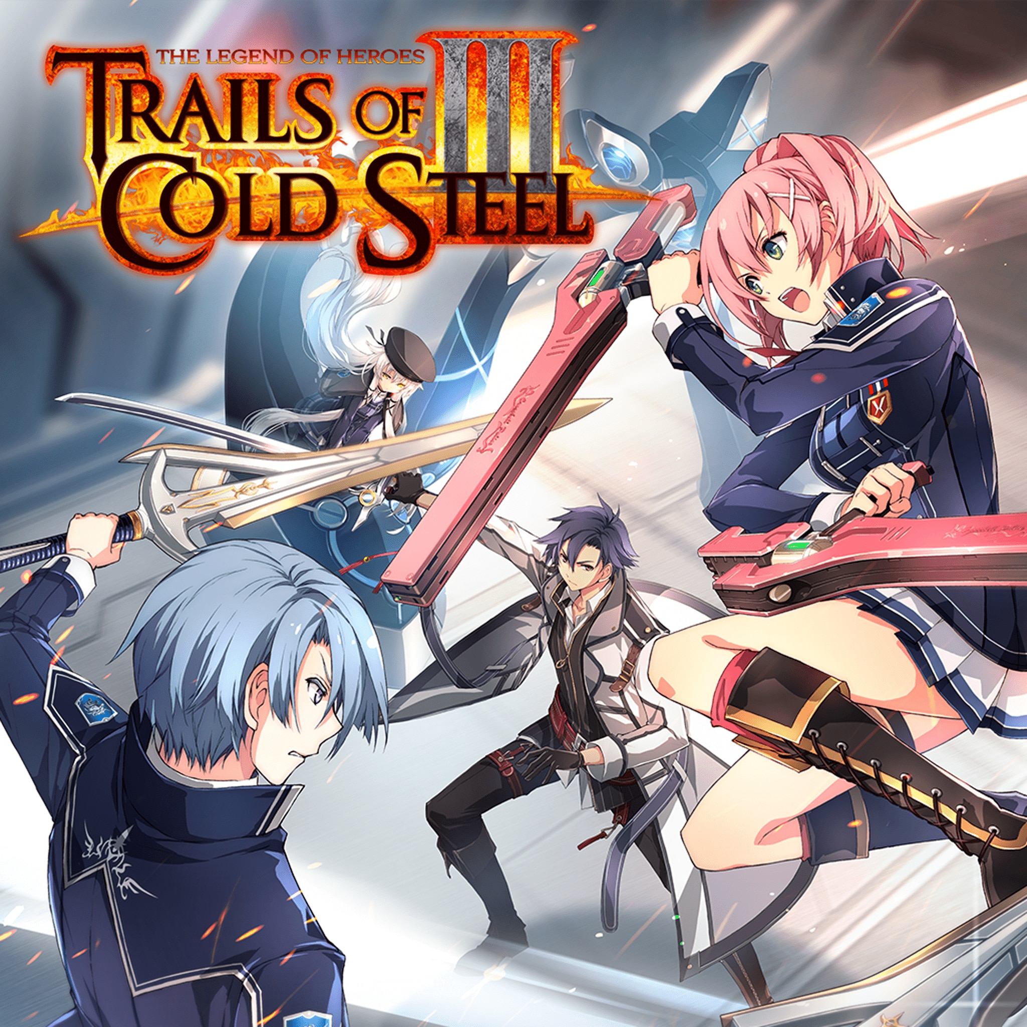 Trails of Cold Steel III Digital Deluxe Edition